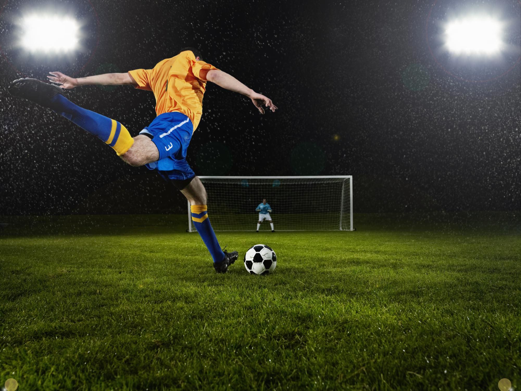 Throw Ins, Goal Kicks, and Corner Kicks in Soccer