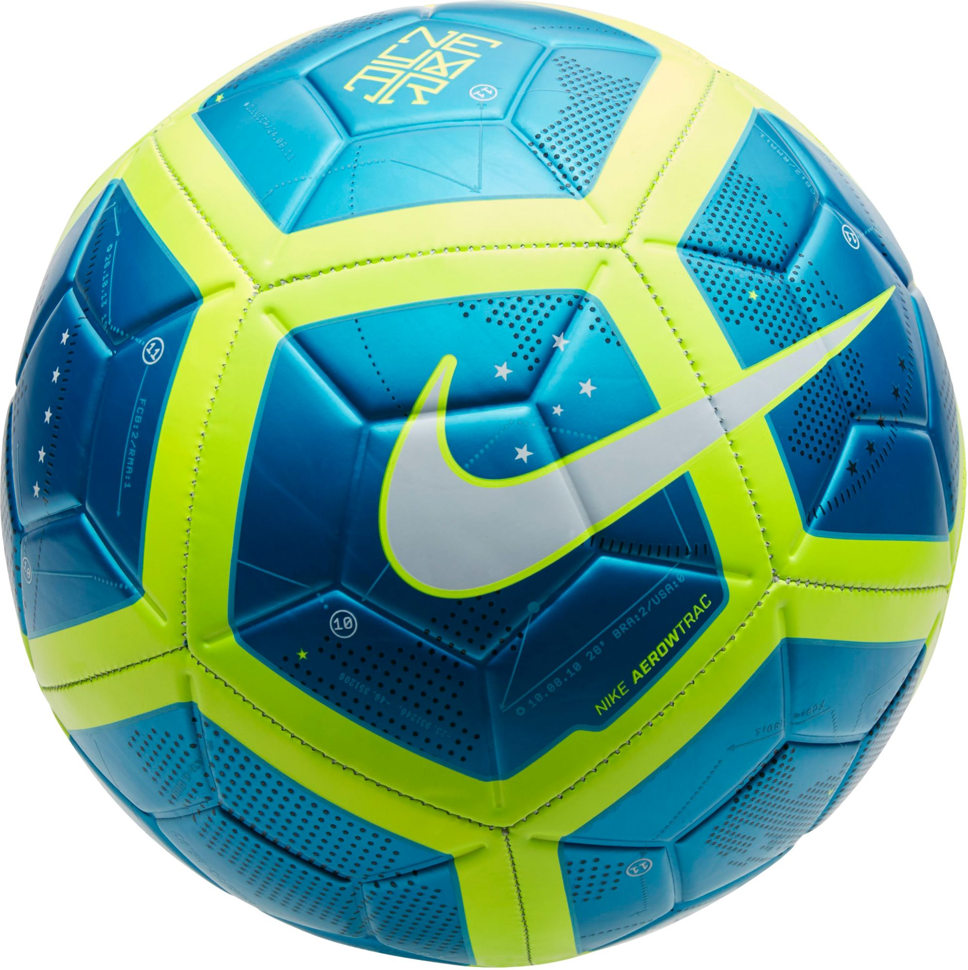 Nike Neymar Strike Soccer Ball | DICK'S Sporting Goods