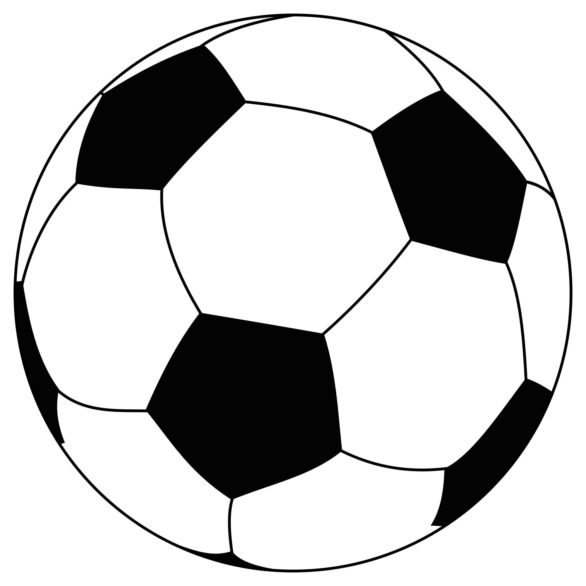 File:Soccerball.svg - Wikimedia Commons