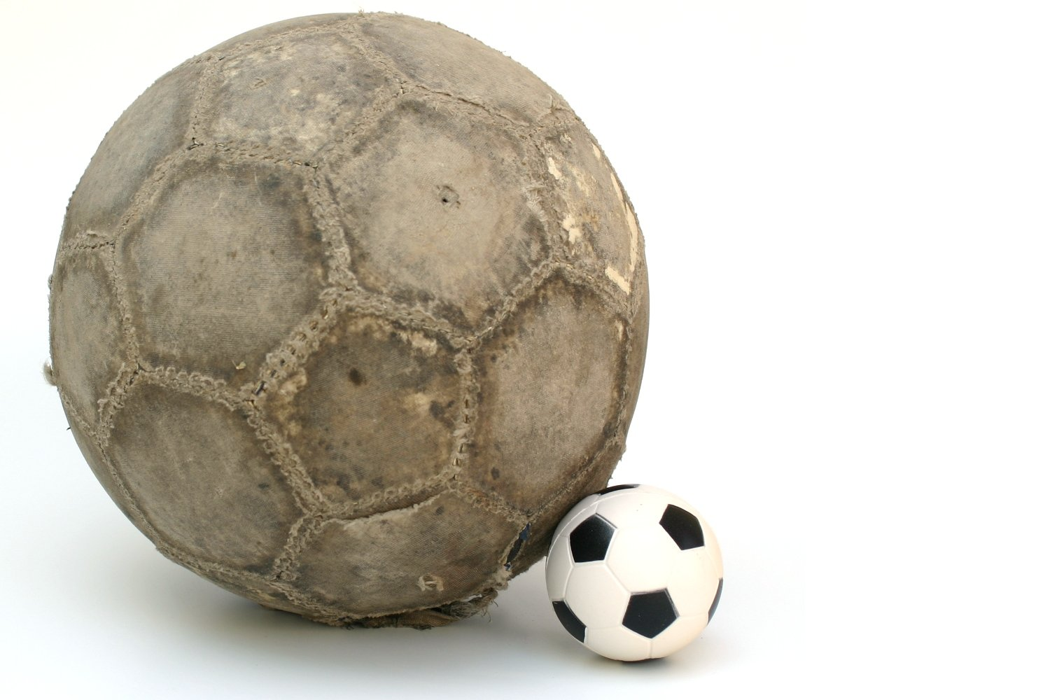 soccer balls, Activity, Shape, Leather, Leisure, HQ Photo