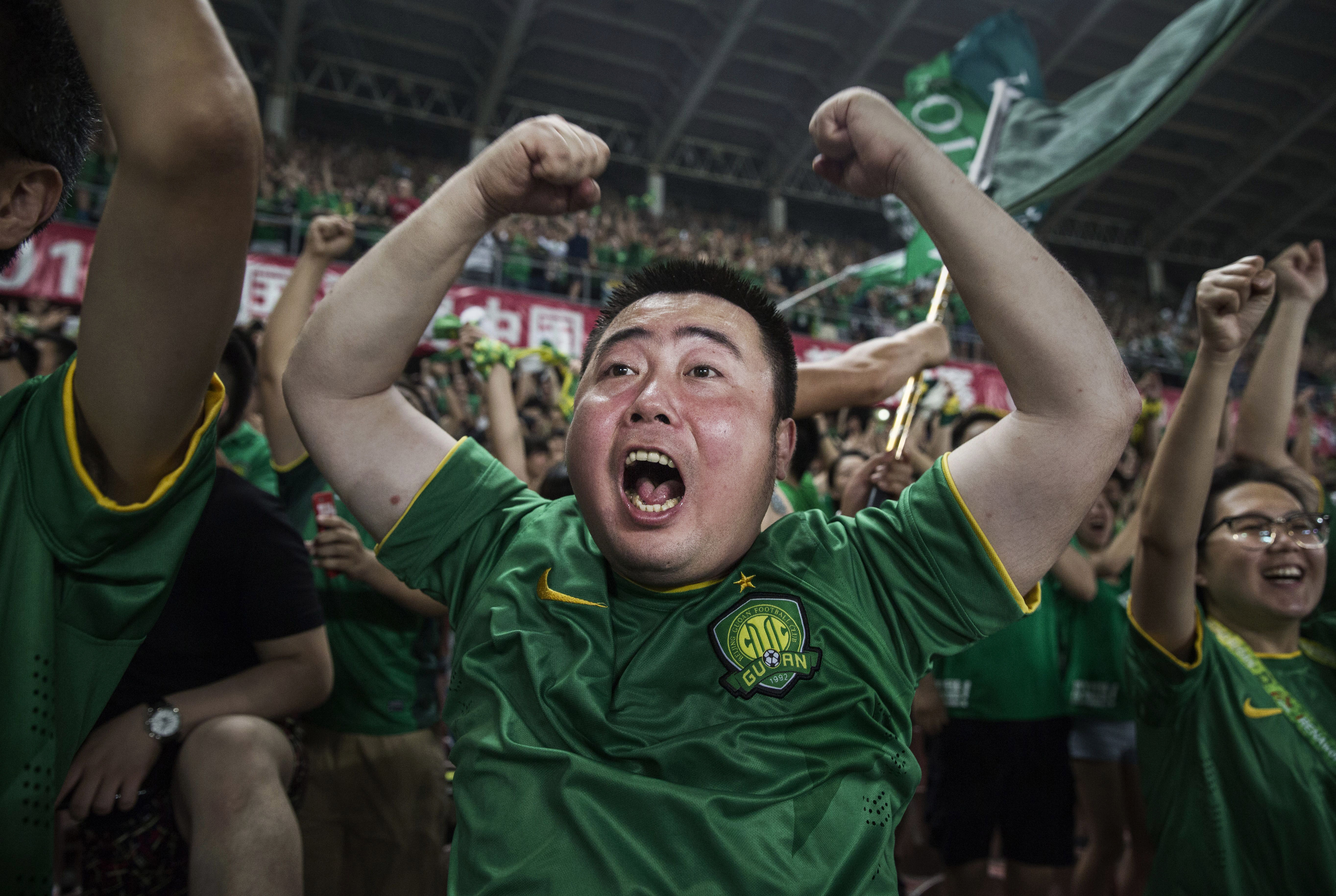 In China's Quest to Conquer World Soccer, Fans Are Feeling Left ...