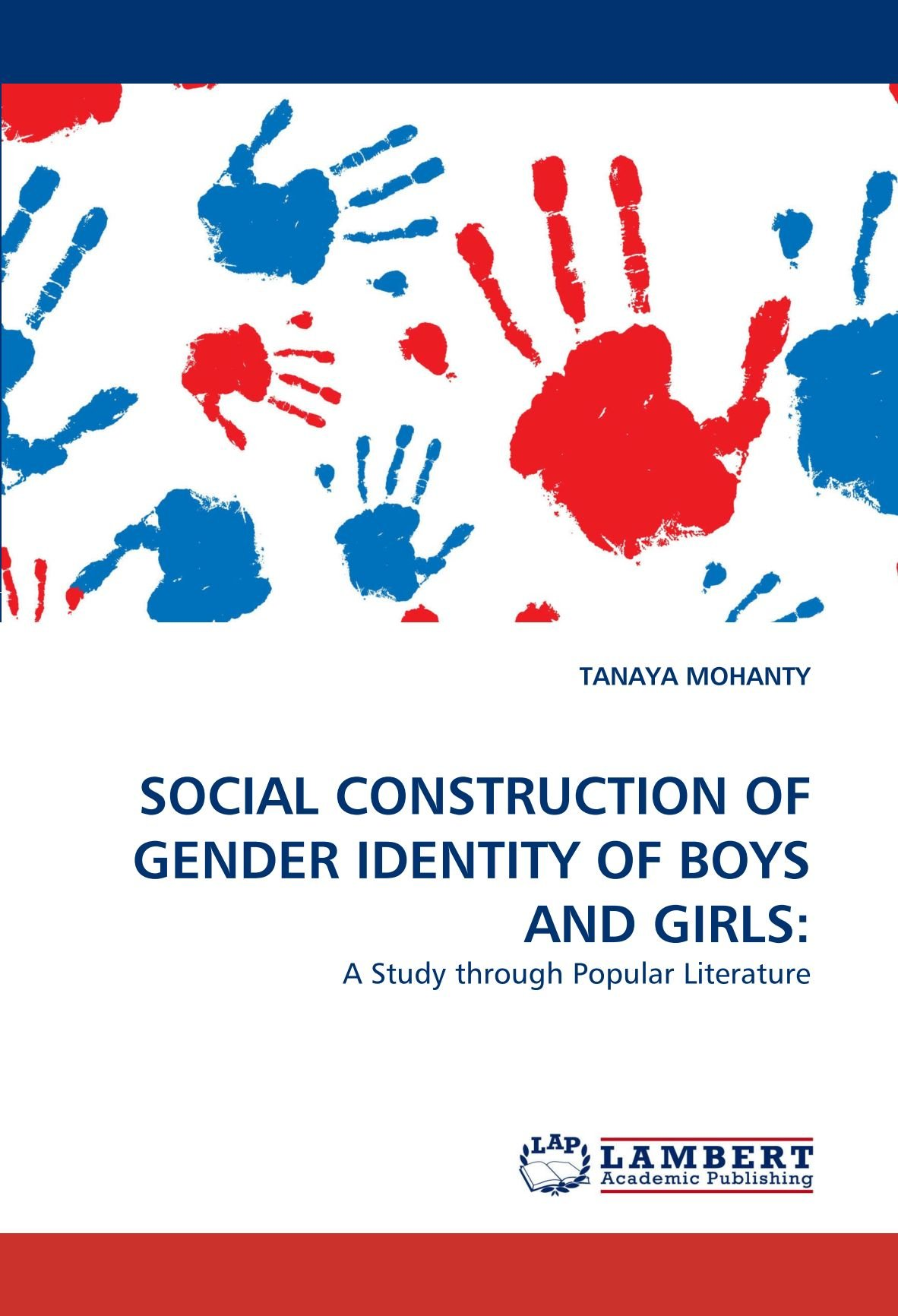 Amazon.com: SOCIAL CONSTRUCTION OF GENDER IDENTITY OF BOYS AND GIRLS ...