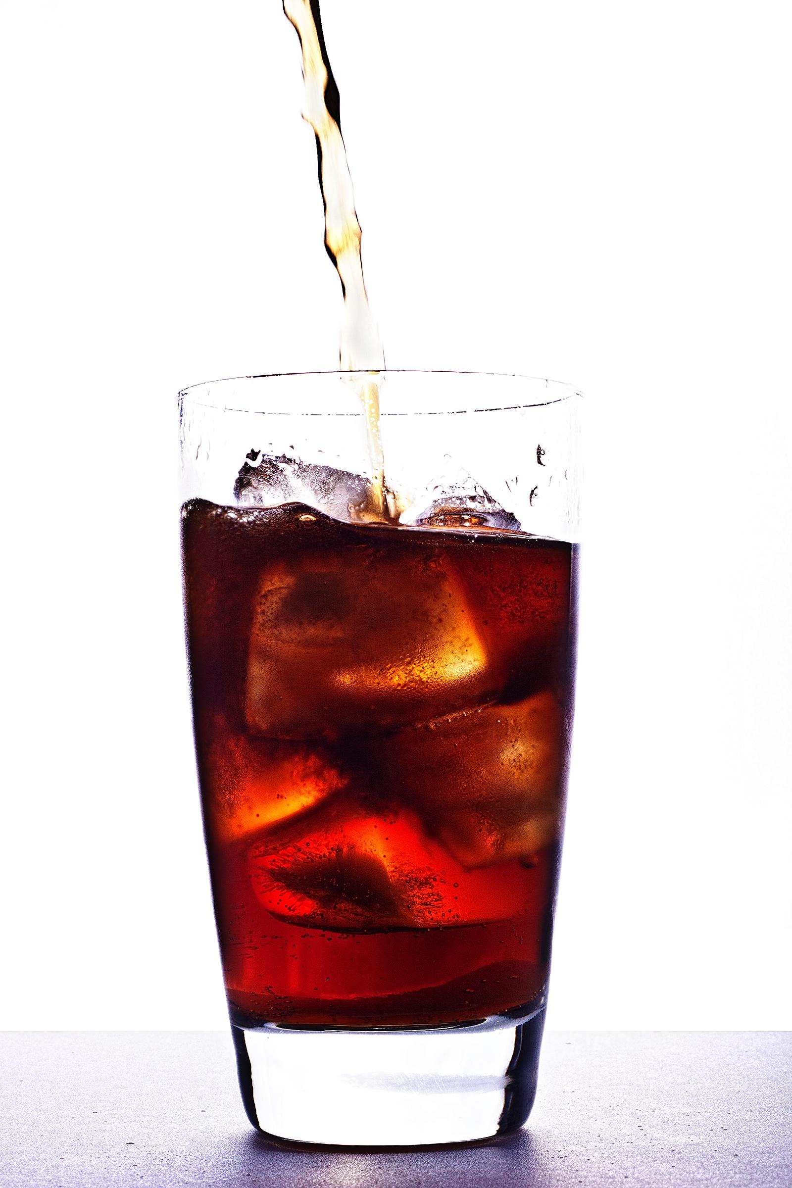 Soda pop photo
