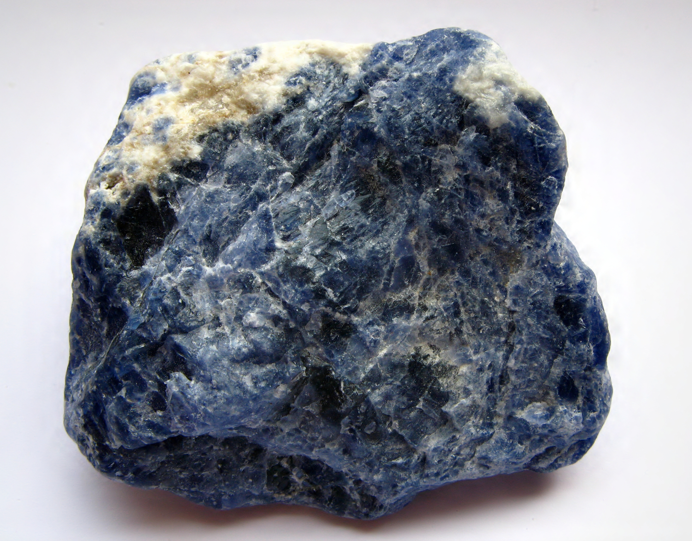 Sodalite - Land of Legends Mineral Gallery