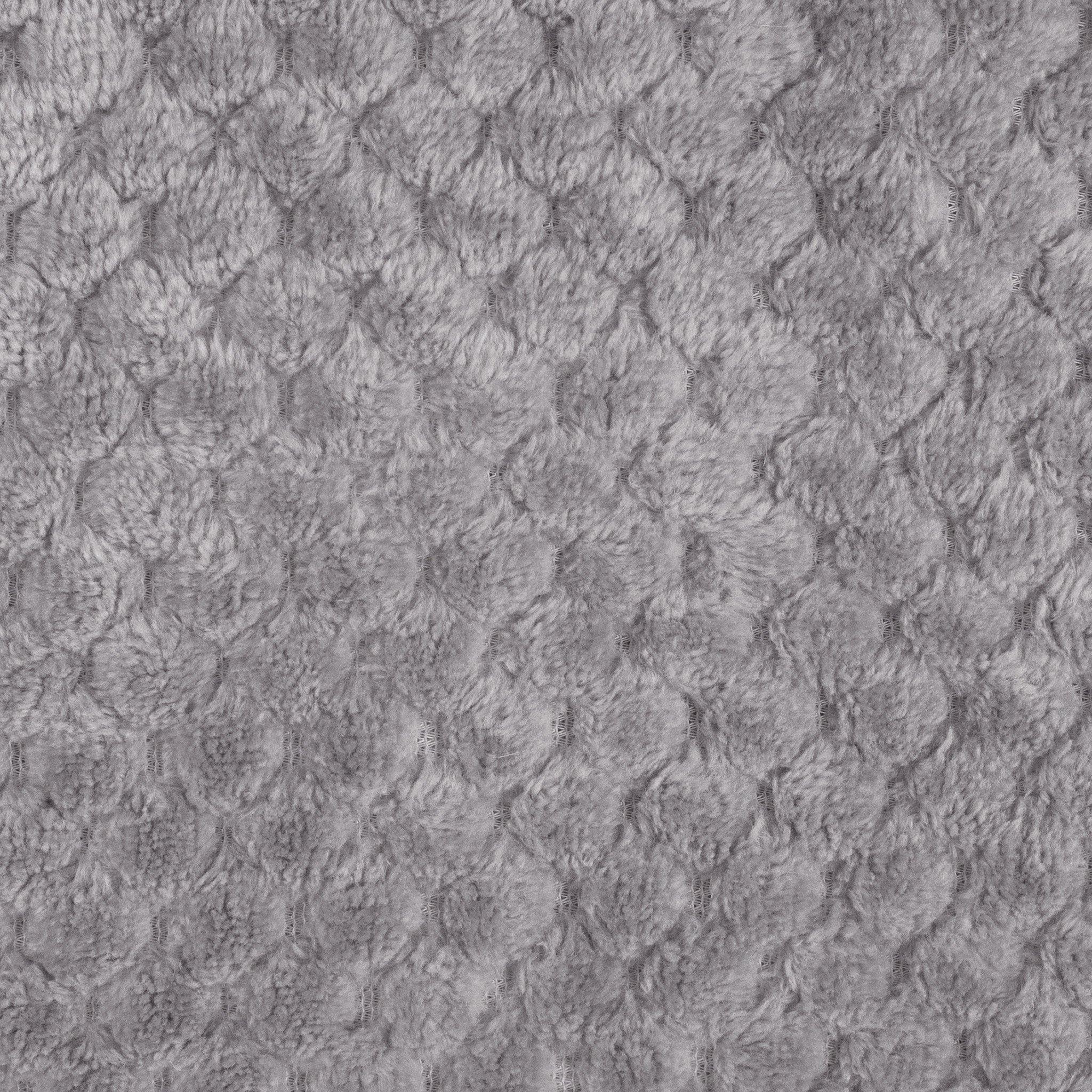 Popcorn Plush and Sherpa Ultra-Soft Baby Blanket | Tadpoles