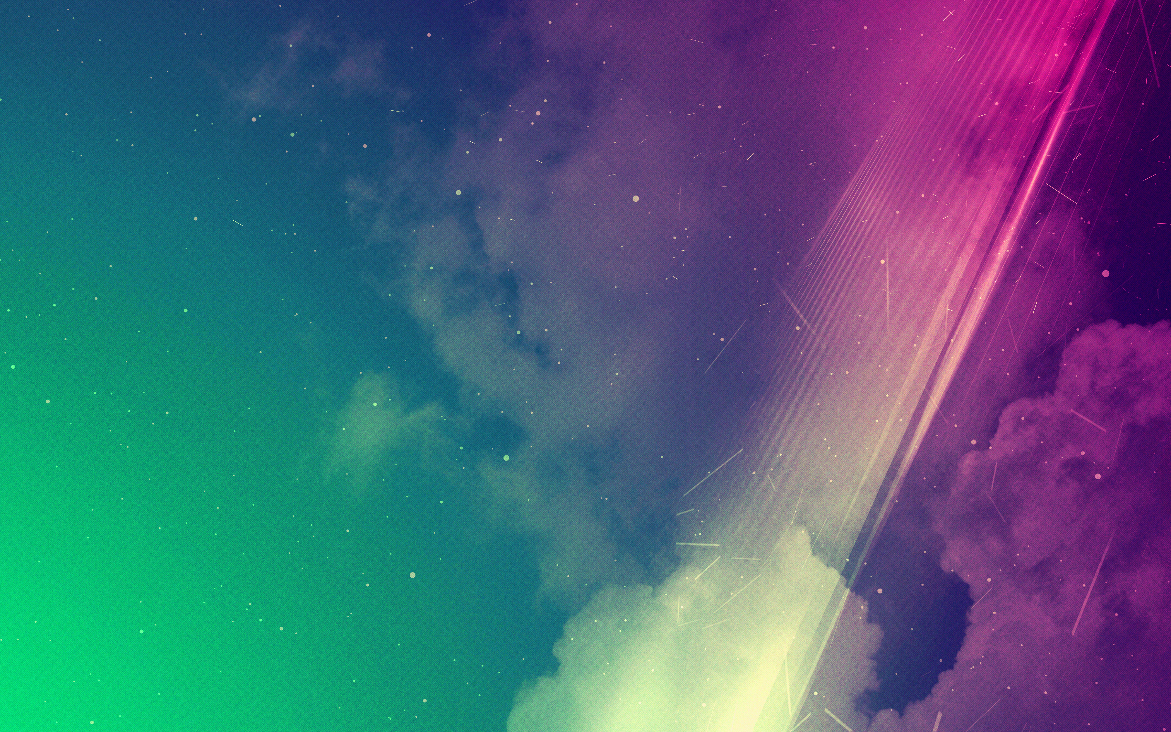 Soft colored abstract background photo