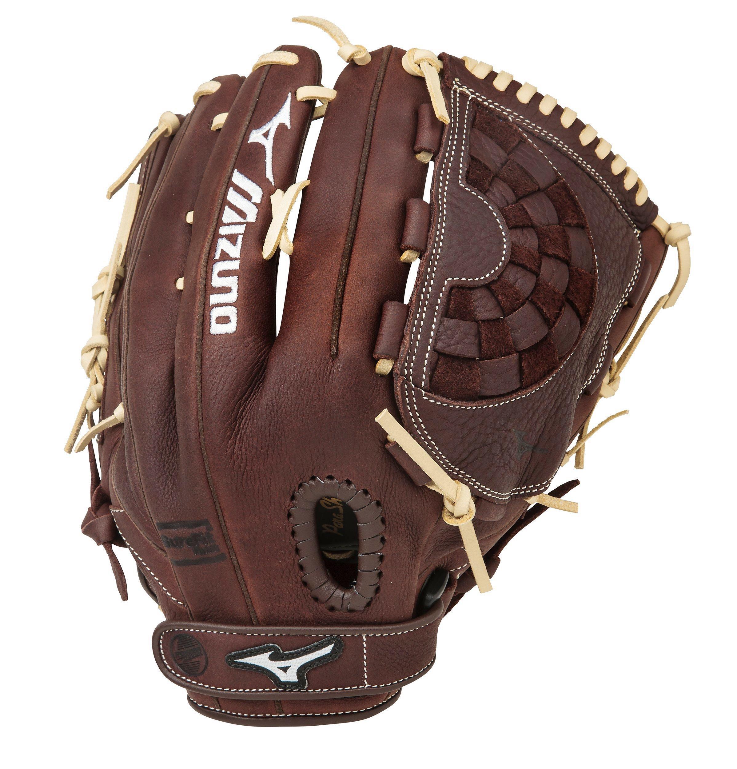 Mizuno Softball Ball Gloves - Frachise Series Fastpitch Softball ...