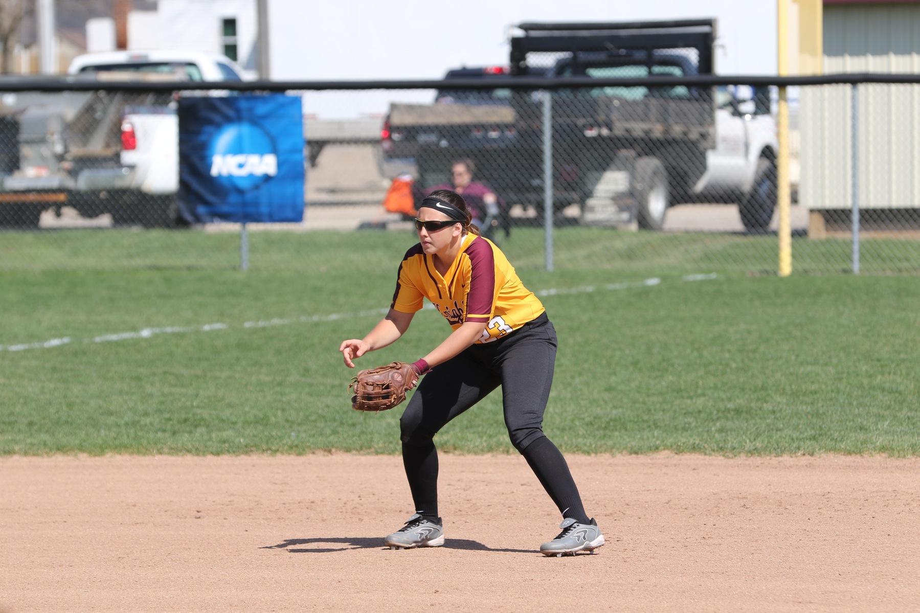 Softball competition photo