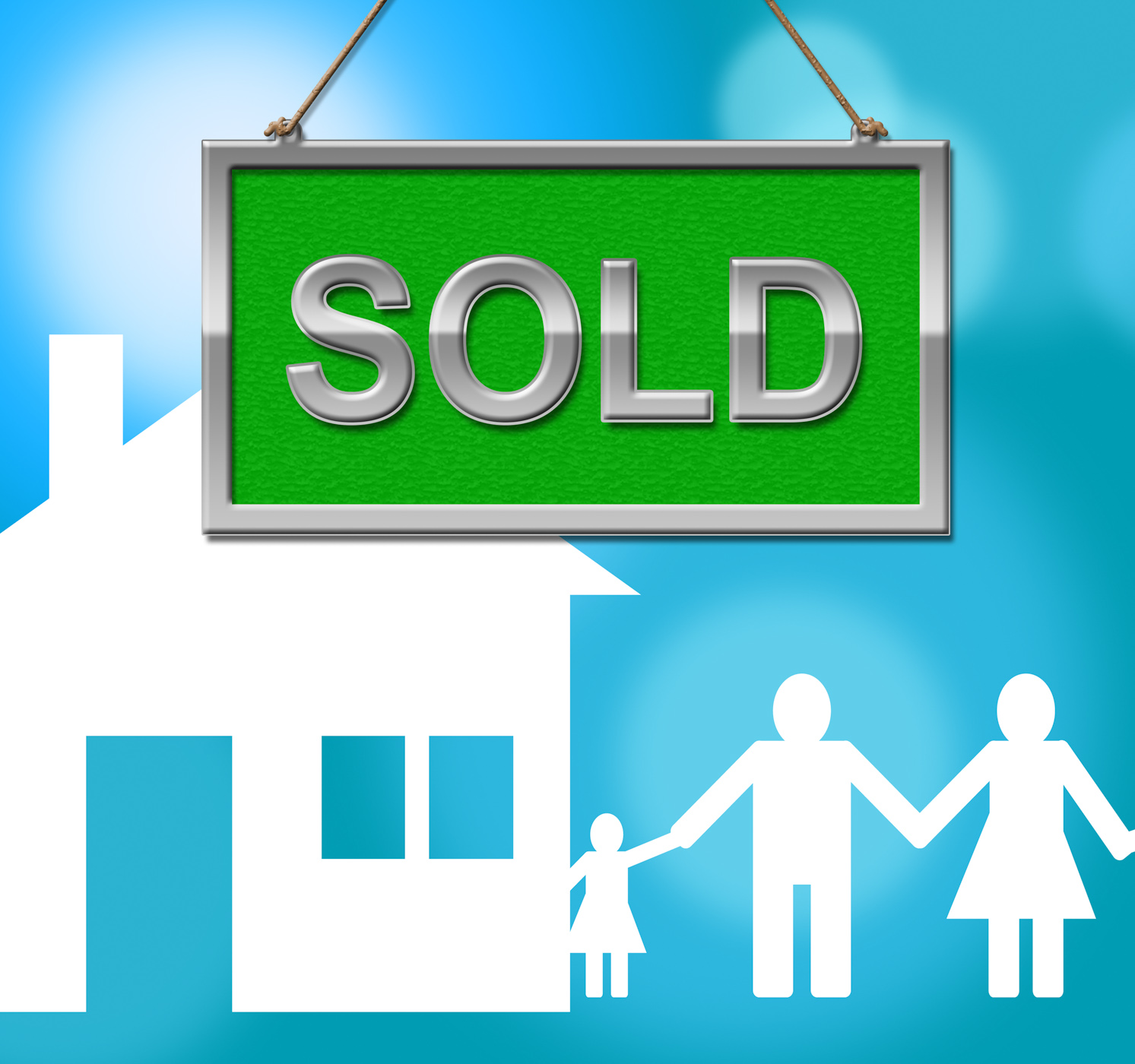 Sold house represents display properties and bungalow photo