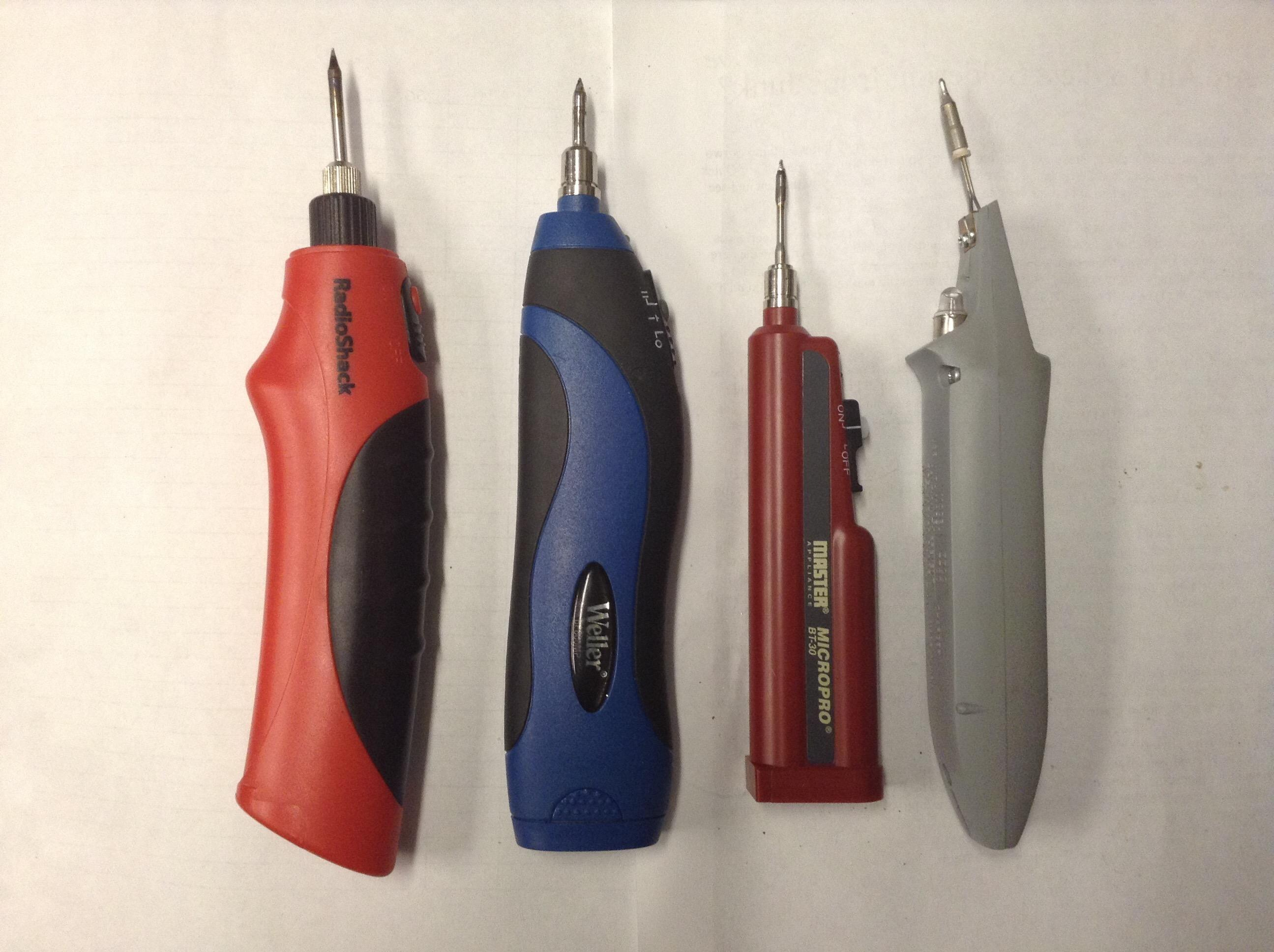 Iso-Tip Is A Step Above The Rest When It Comes To Cordless Soldering ...