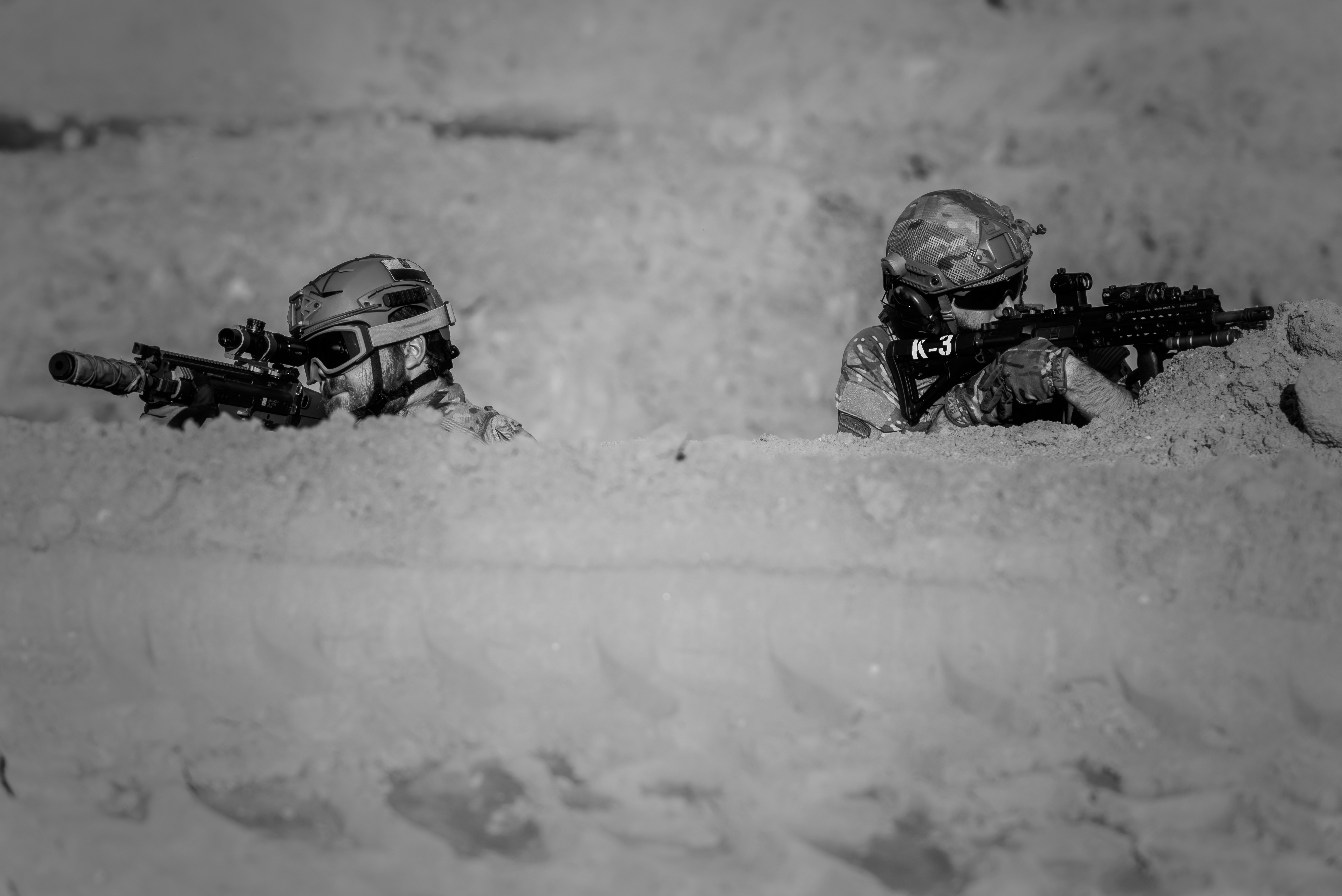 Soldier force photo