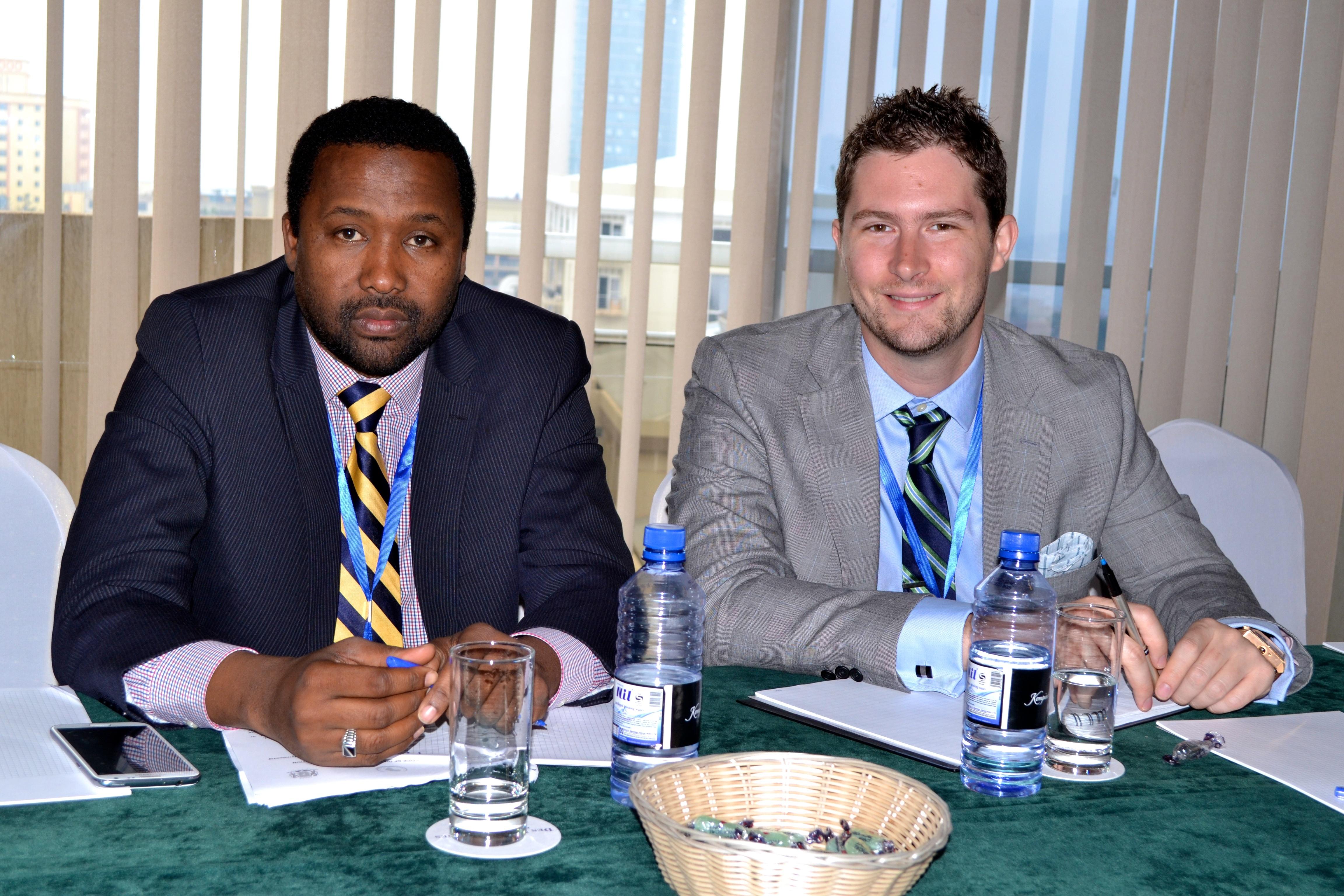 Somalia diaspora conference in kigali photo