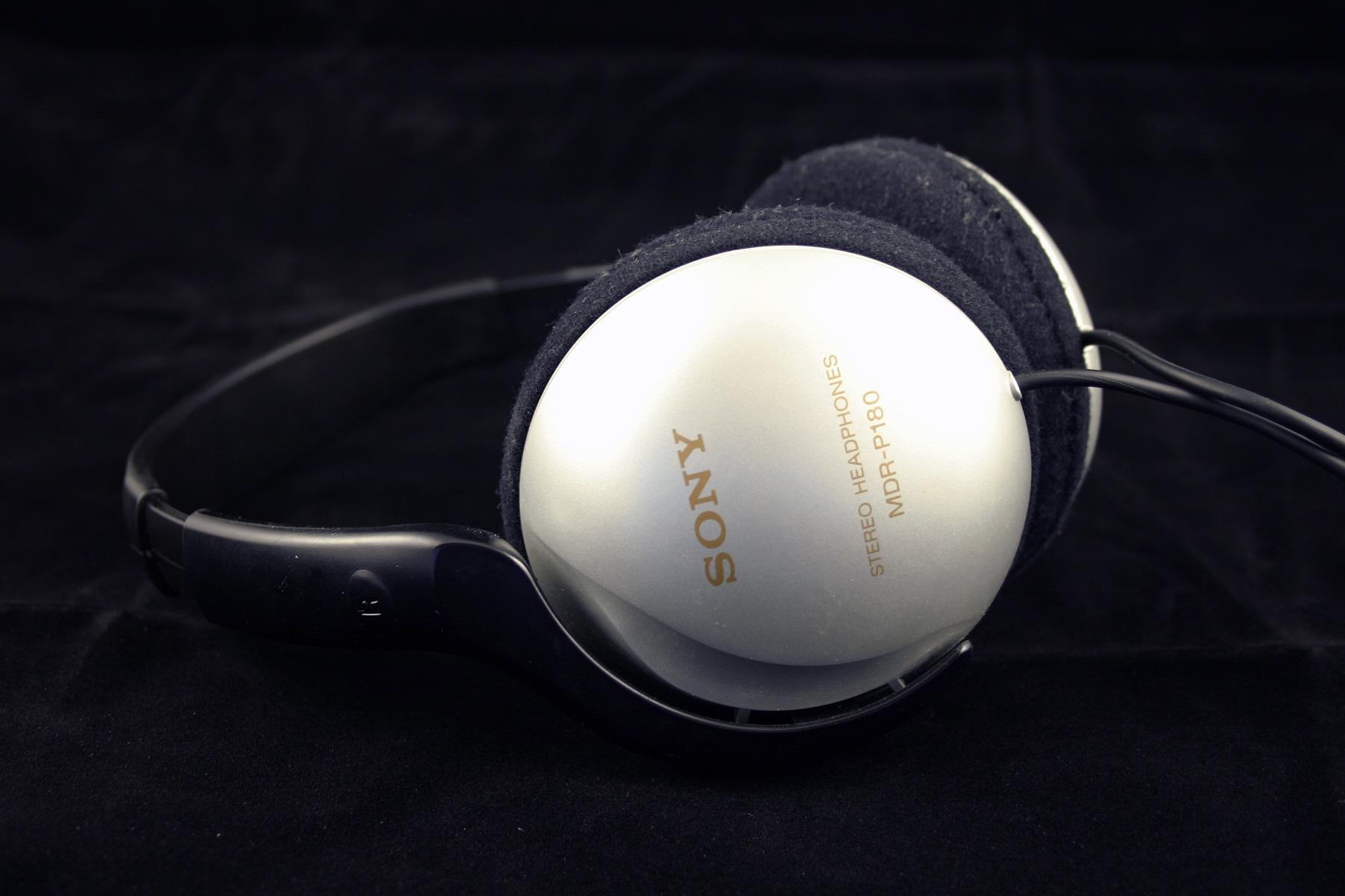 Sony headphones photo
