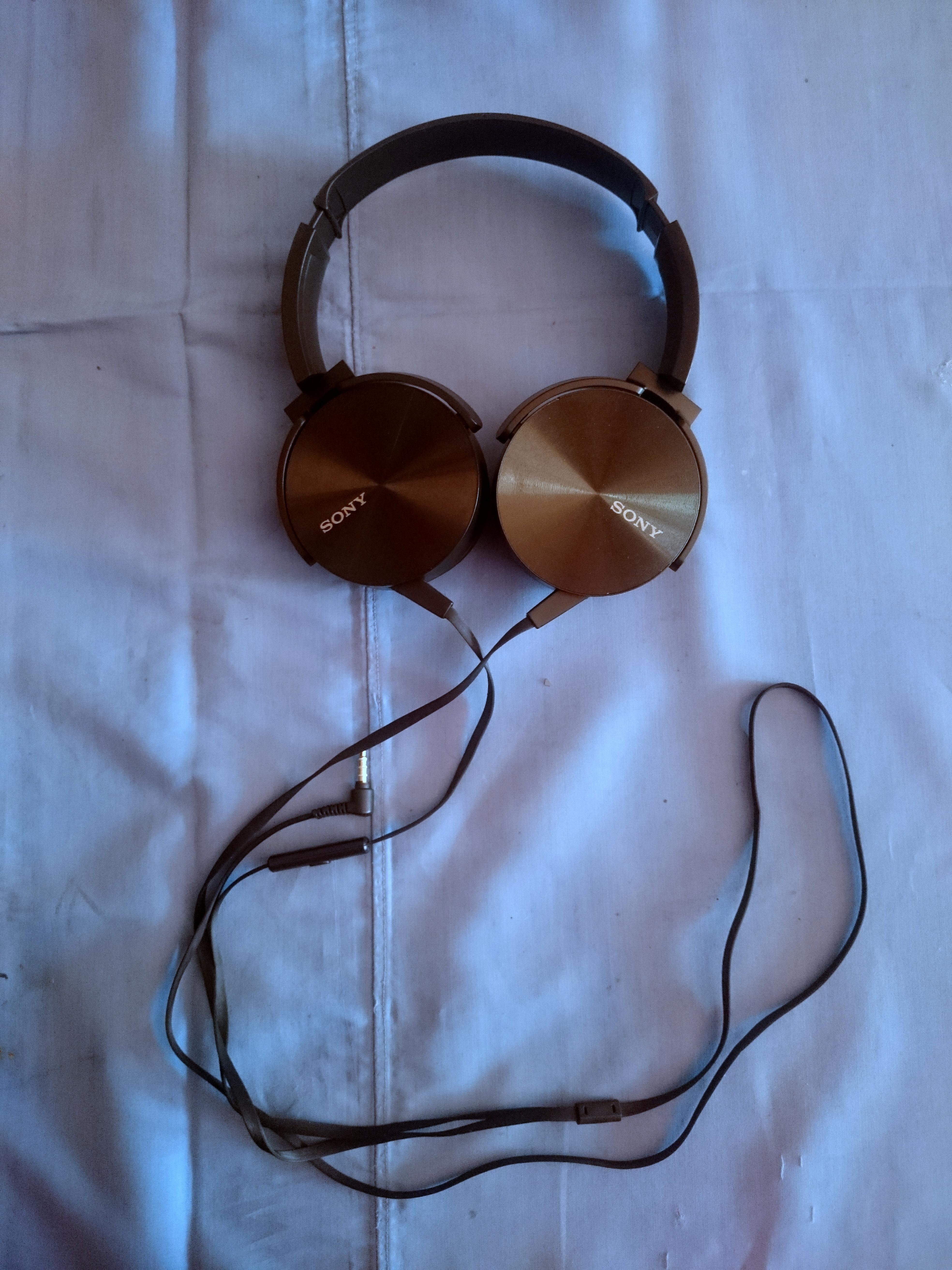 Sony Headset, Brand, Electronic, Equipment, Handsfree, HQ Photo