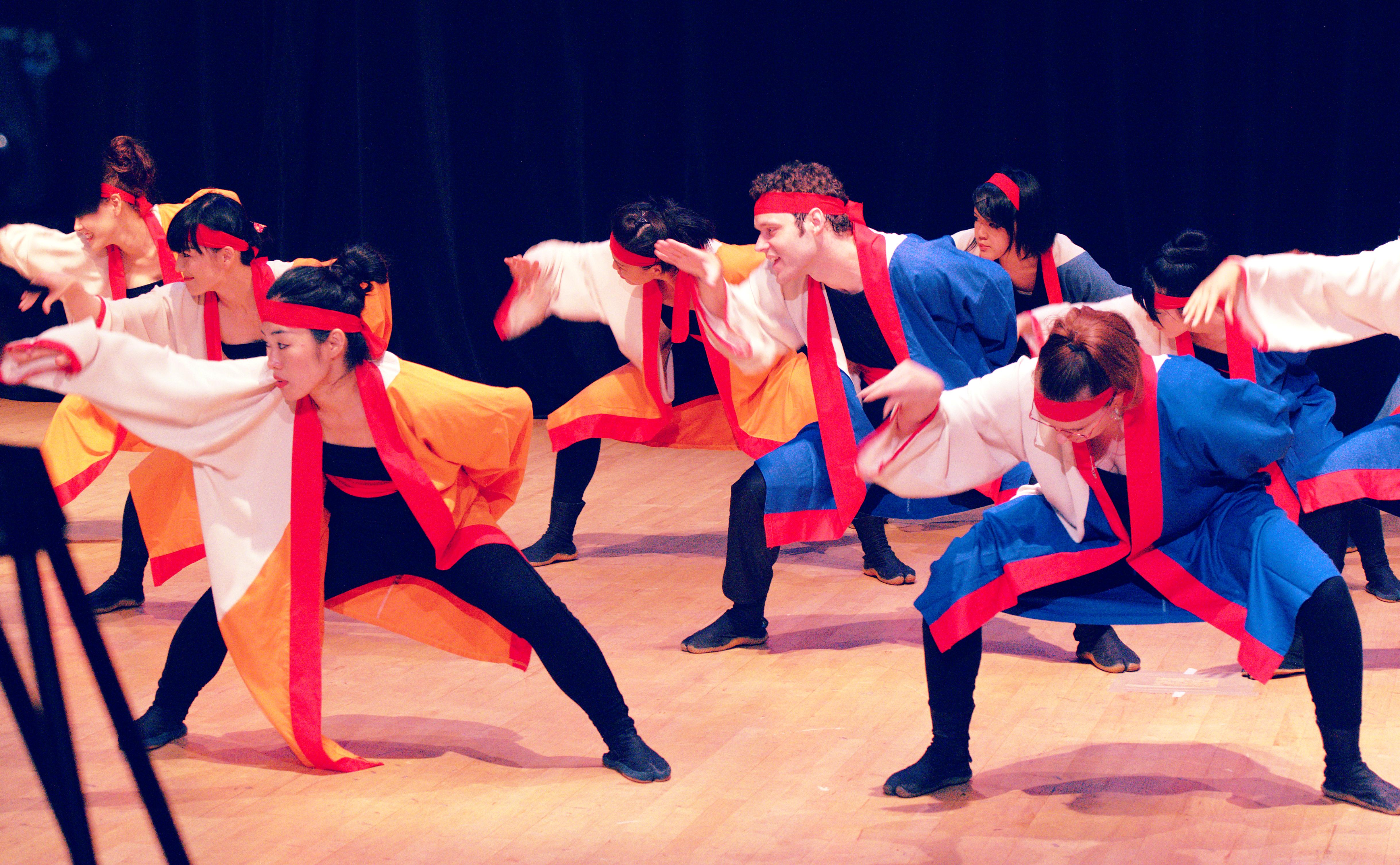 Soran Bushi Starting Waves, Camera, Dance, Dancer, Girl, HQ Photo