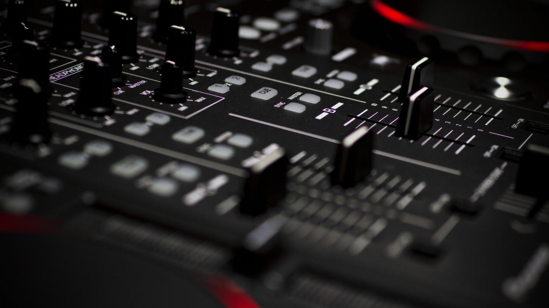 Sound controller photo