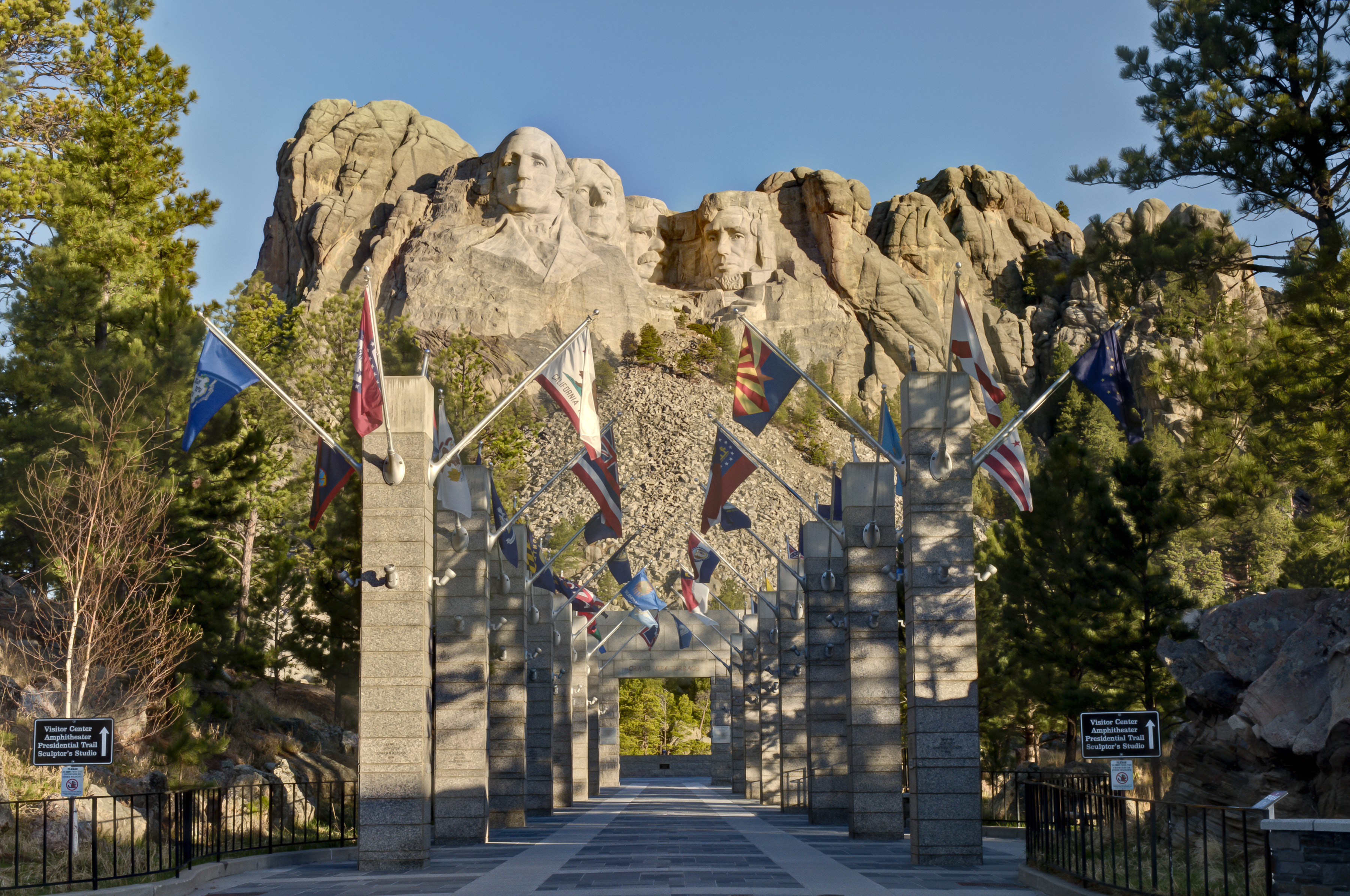 Badlands & Black Hills of South Dakota - T&A Tours Motorcoach Travel ...