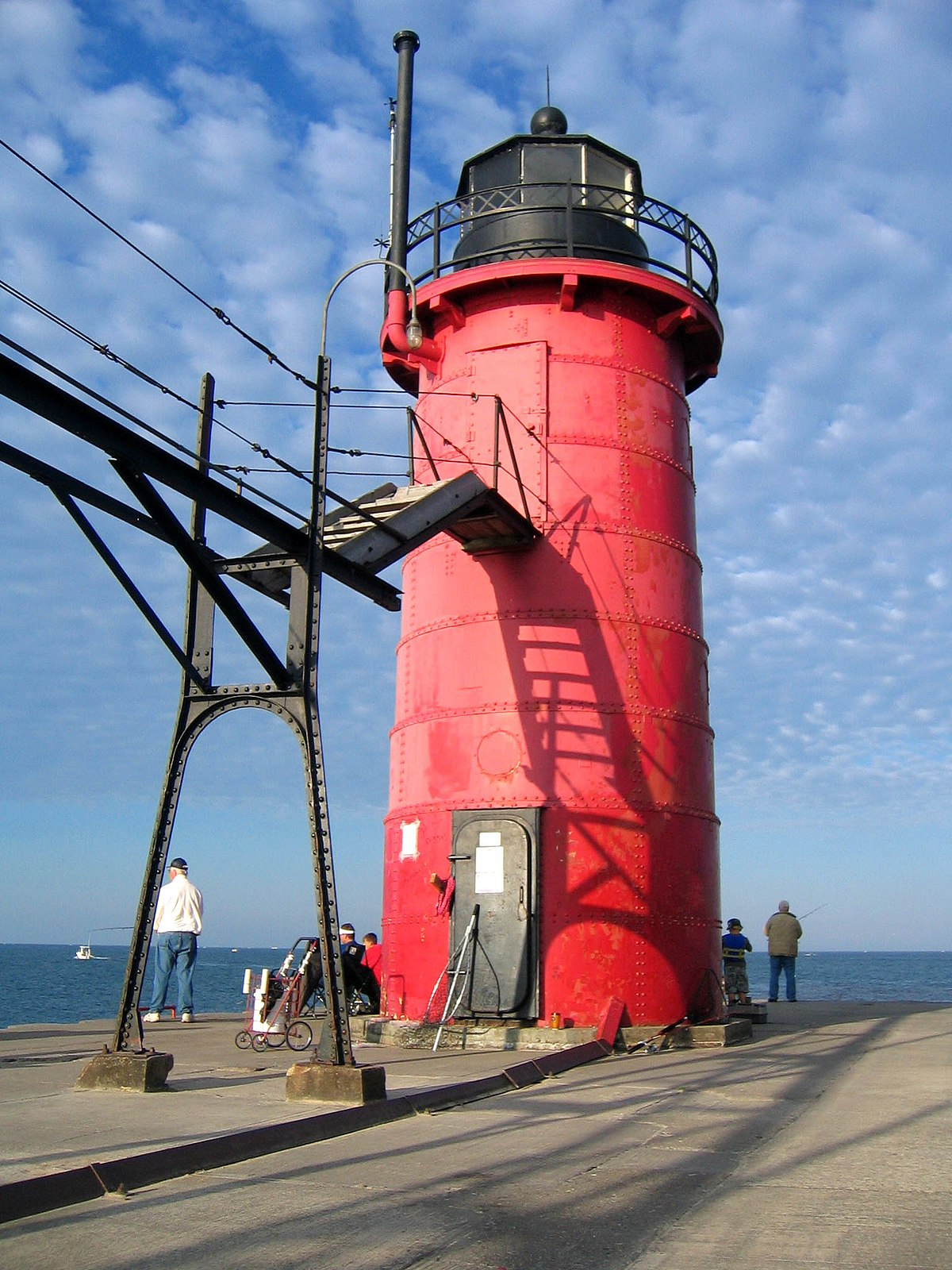 South Haven Light - Wikipedia