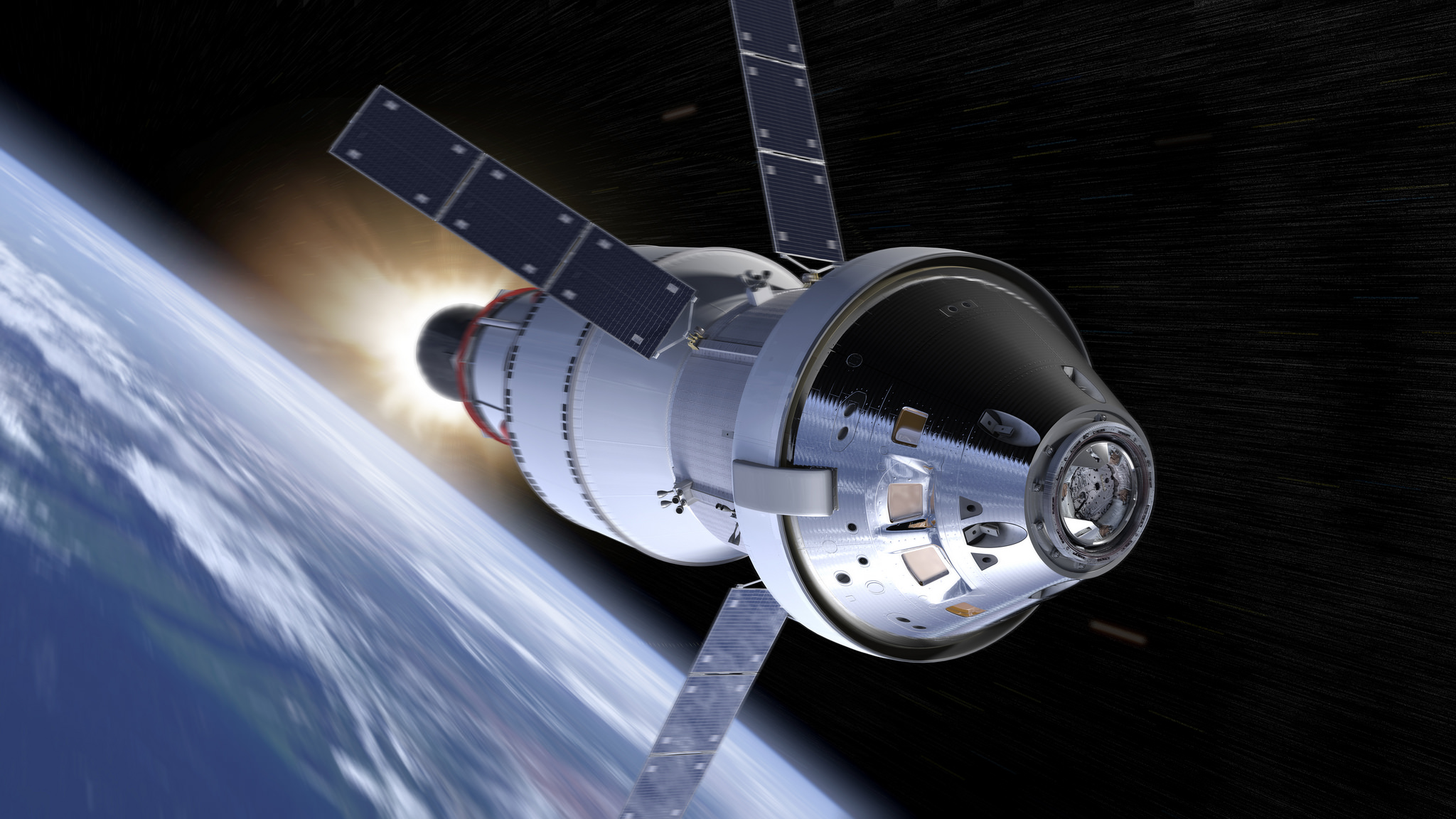 Guiding Orion through Deep Space | Draper - Engineering Possibilities
