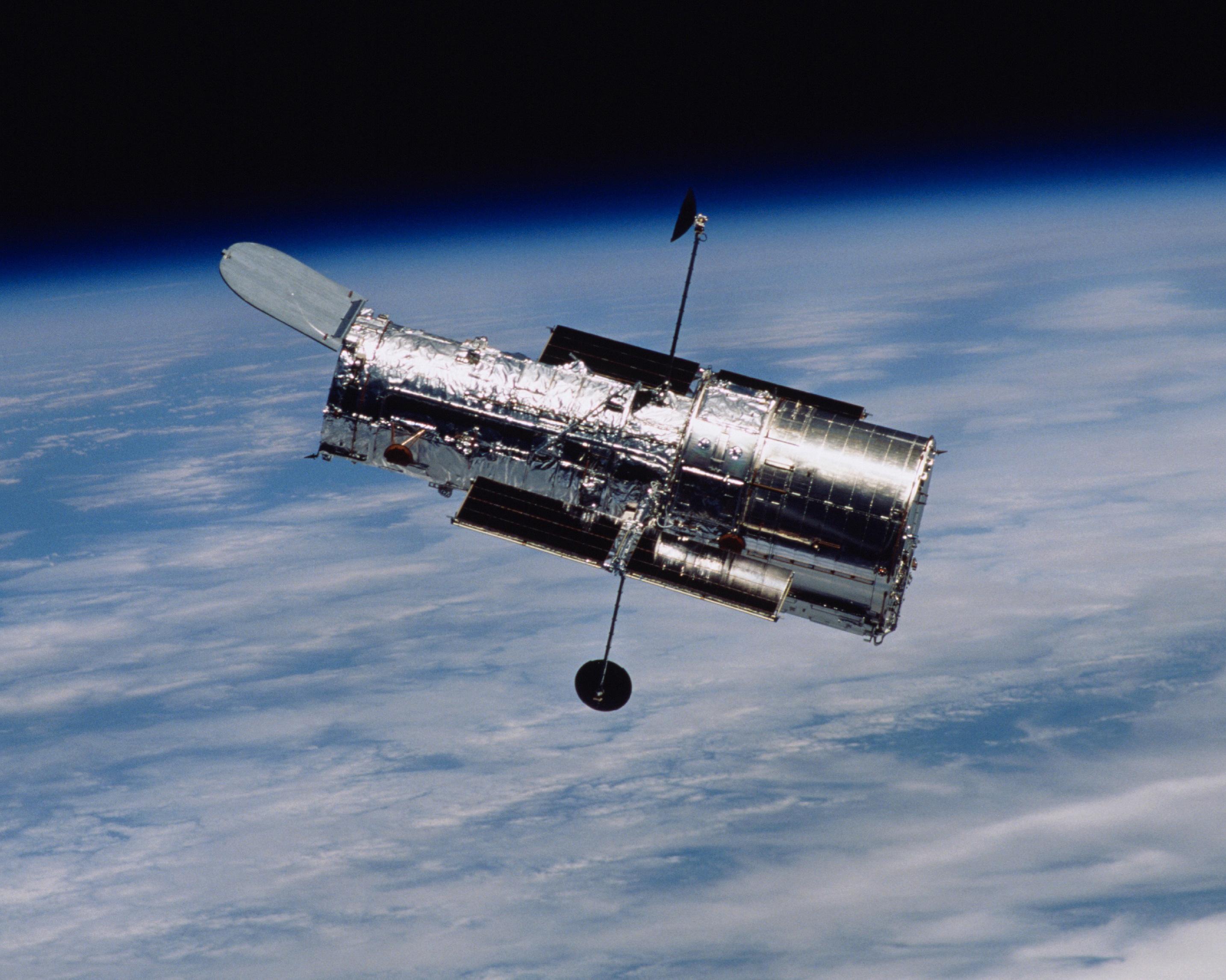 Image Archive: Spacecraft | ESA/Hubble