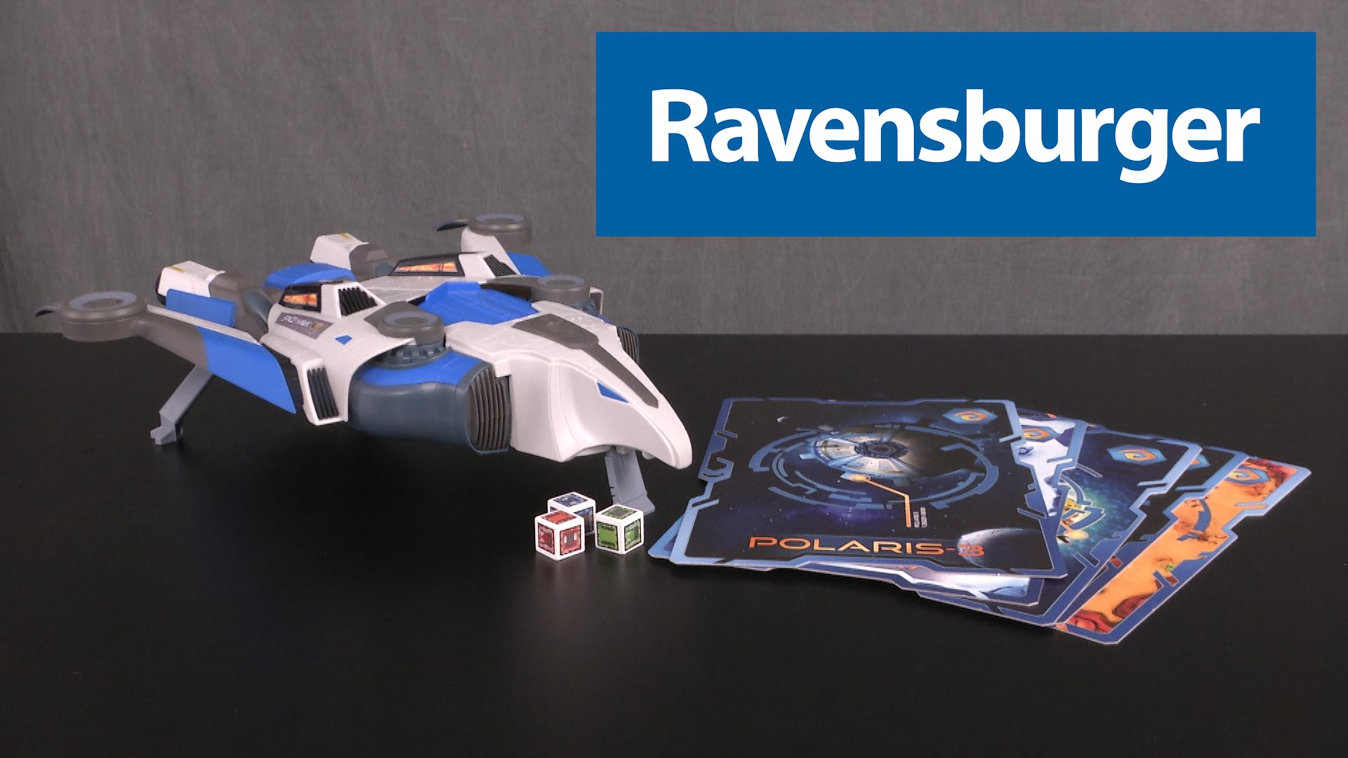 Space Hawk from Ravensburger - YouTube