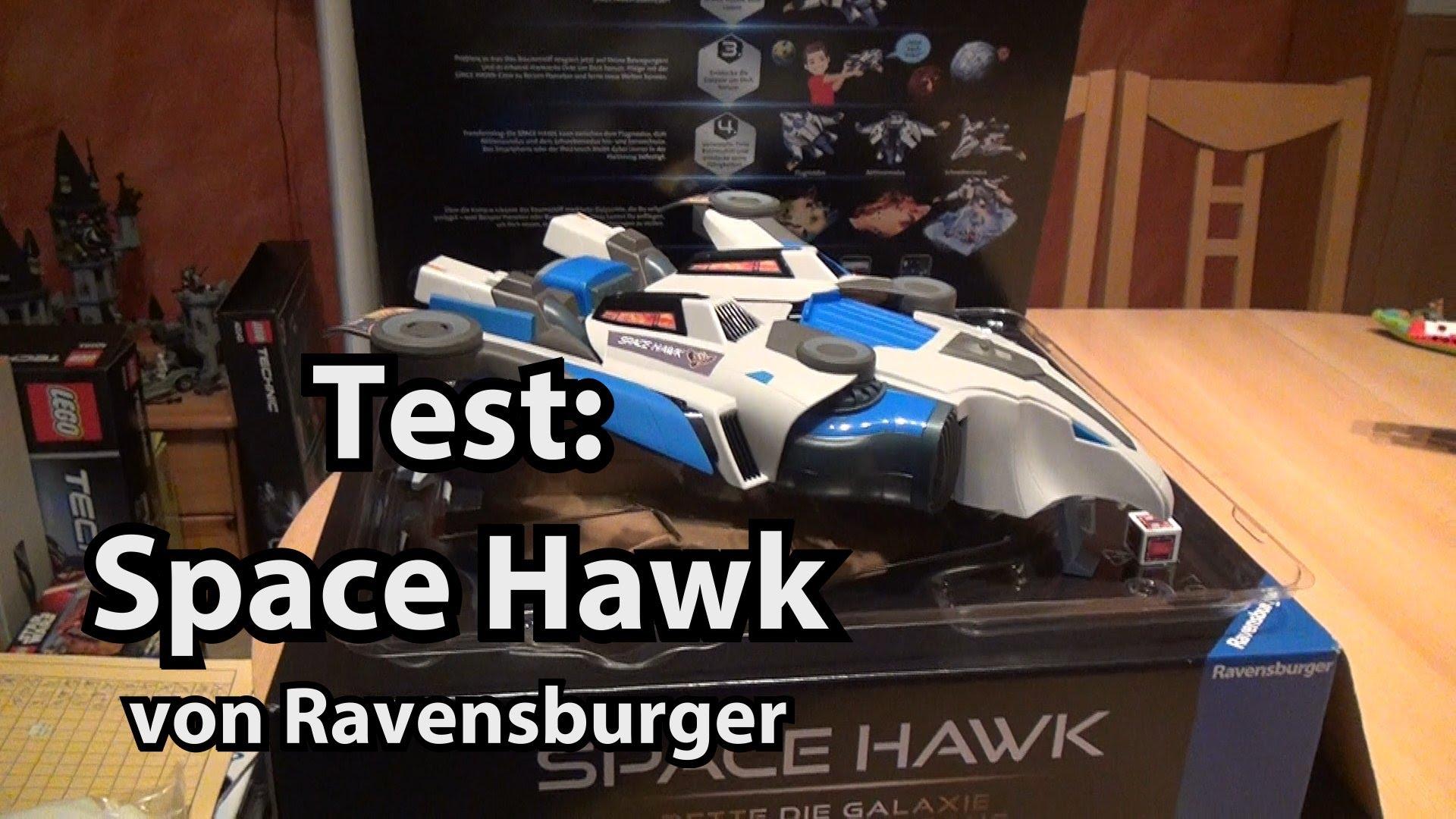 Space Hawk von Ravensburger im Test (Starter Set Review: Das dunkle ...