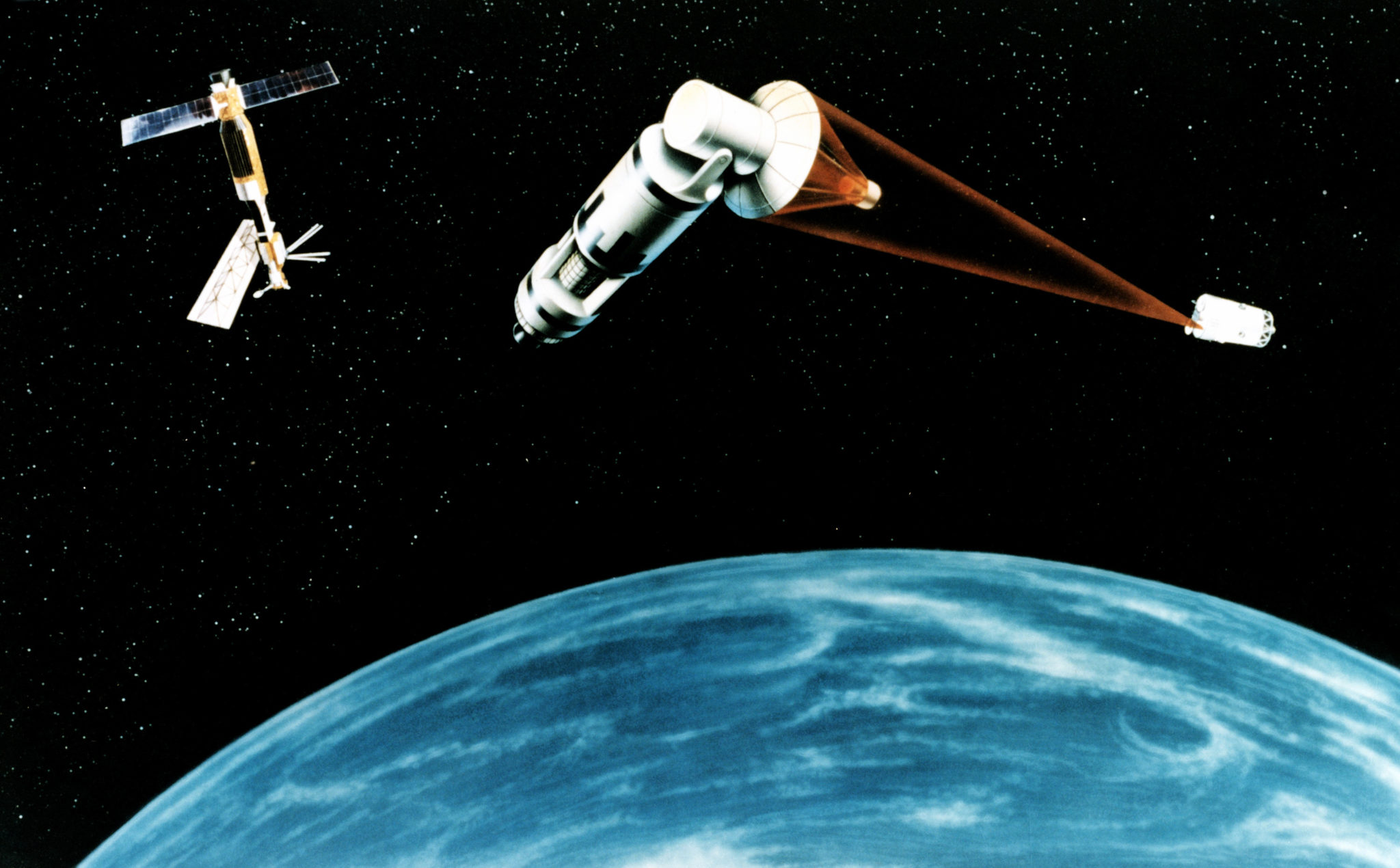 New report slams idea of a missile defense shield in space ...