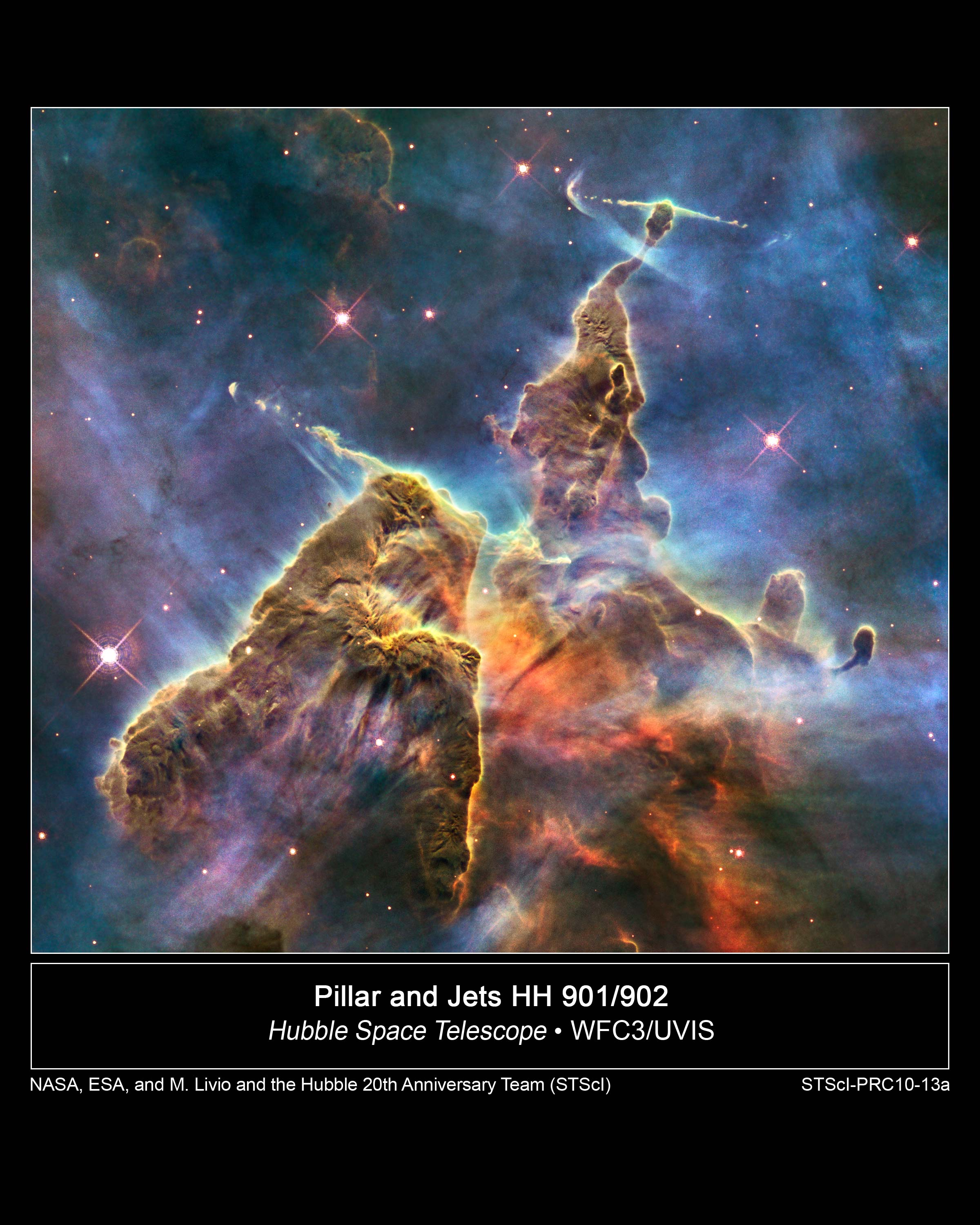 Main Hubble Page