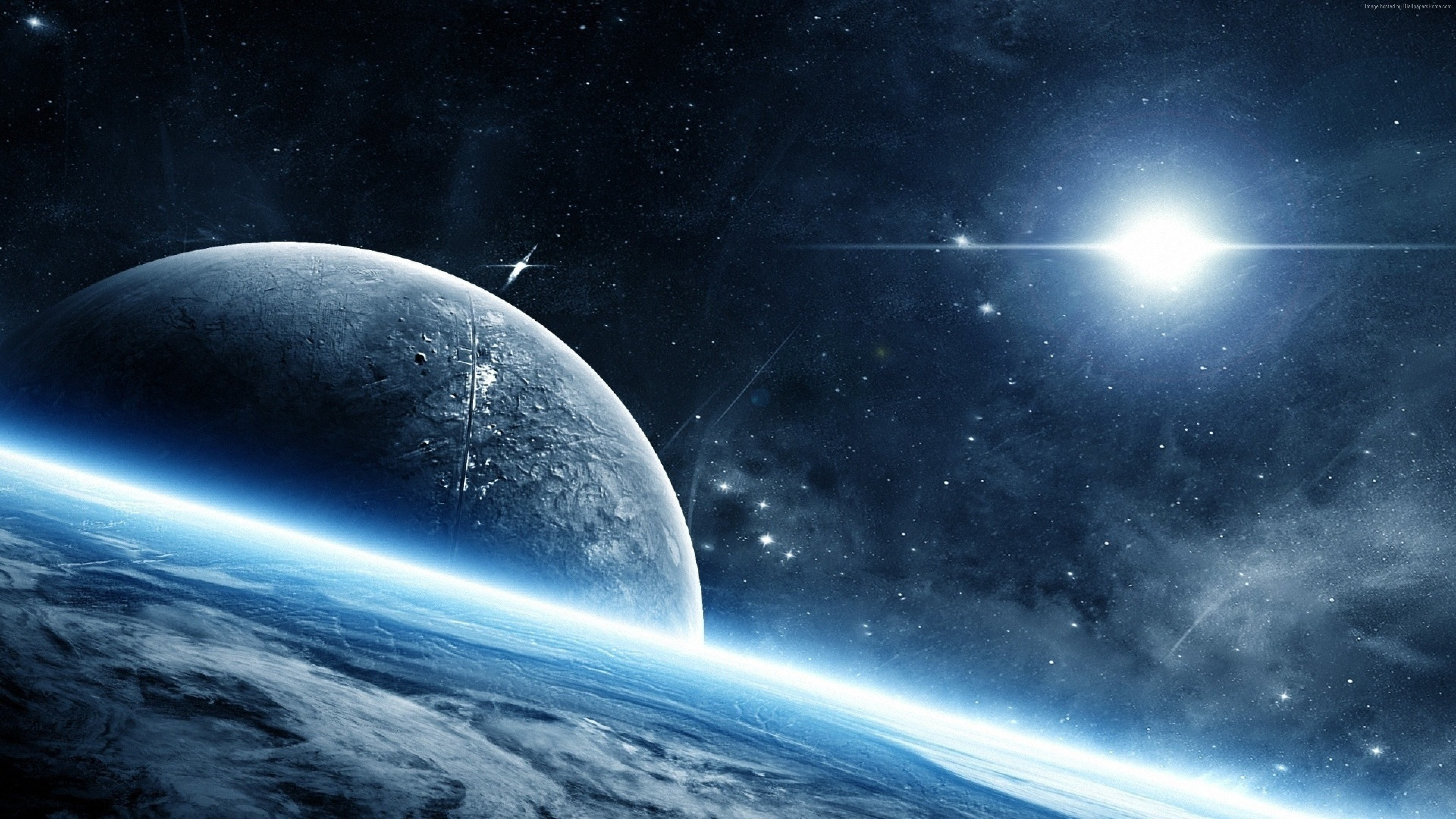Space, Galaxy and Planets 4k Wallpapers and Backgrounds
