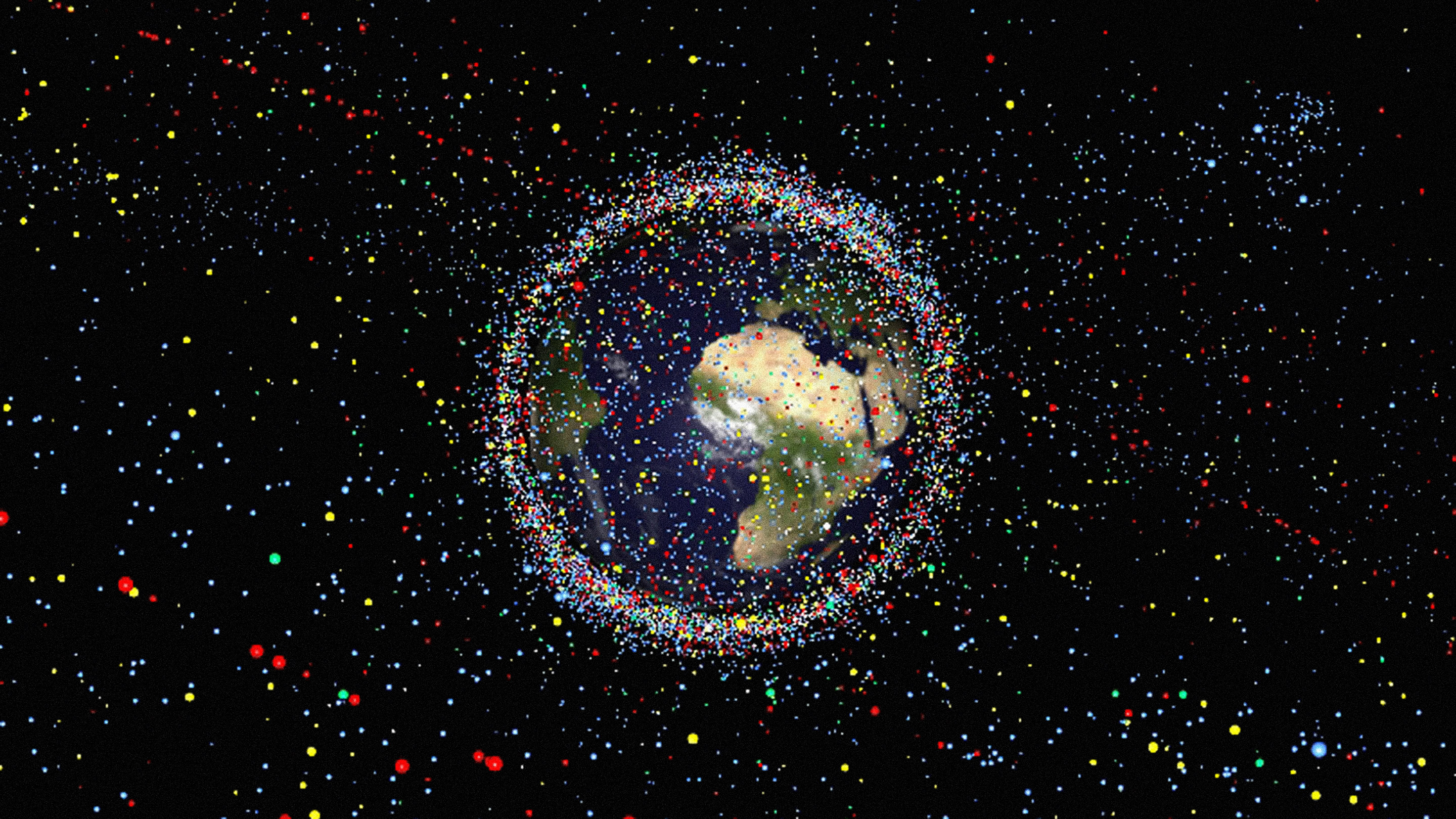 Natalie Panek: Let's clean up the space junk orbiting Earth | TED Talk