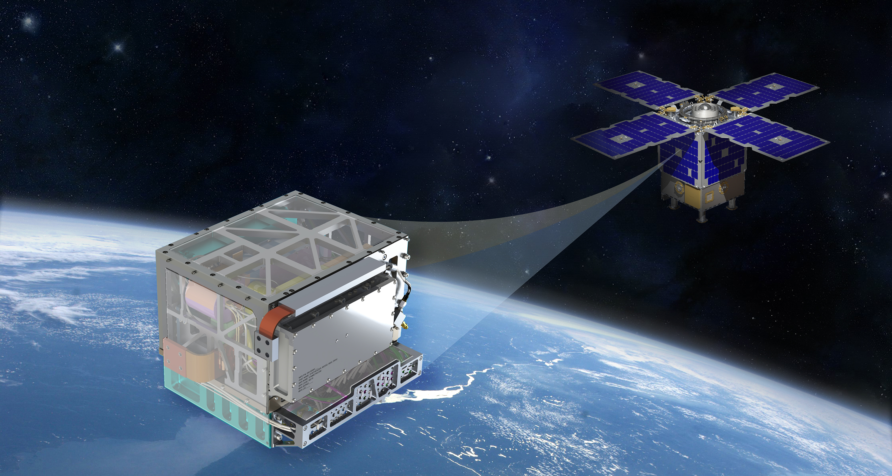 NASA Tests Atomic Clock for Deep Space Navigation | NASA
