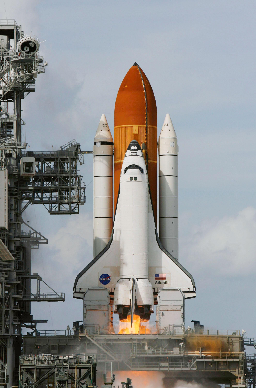 Space Shuttle Atlantis - Wikipedia