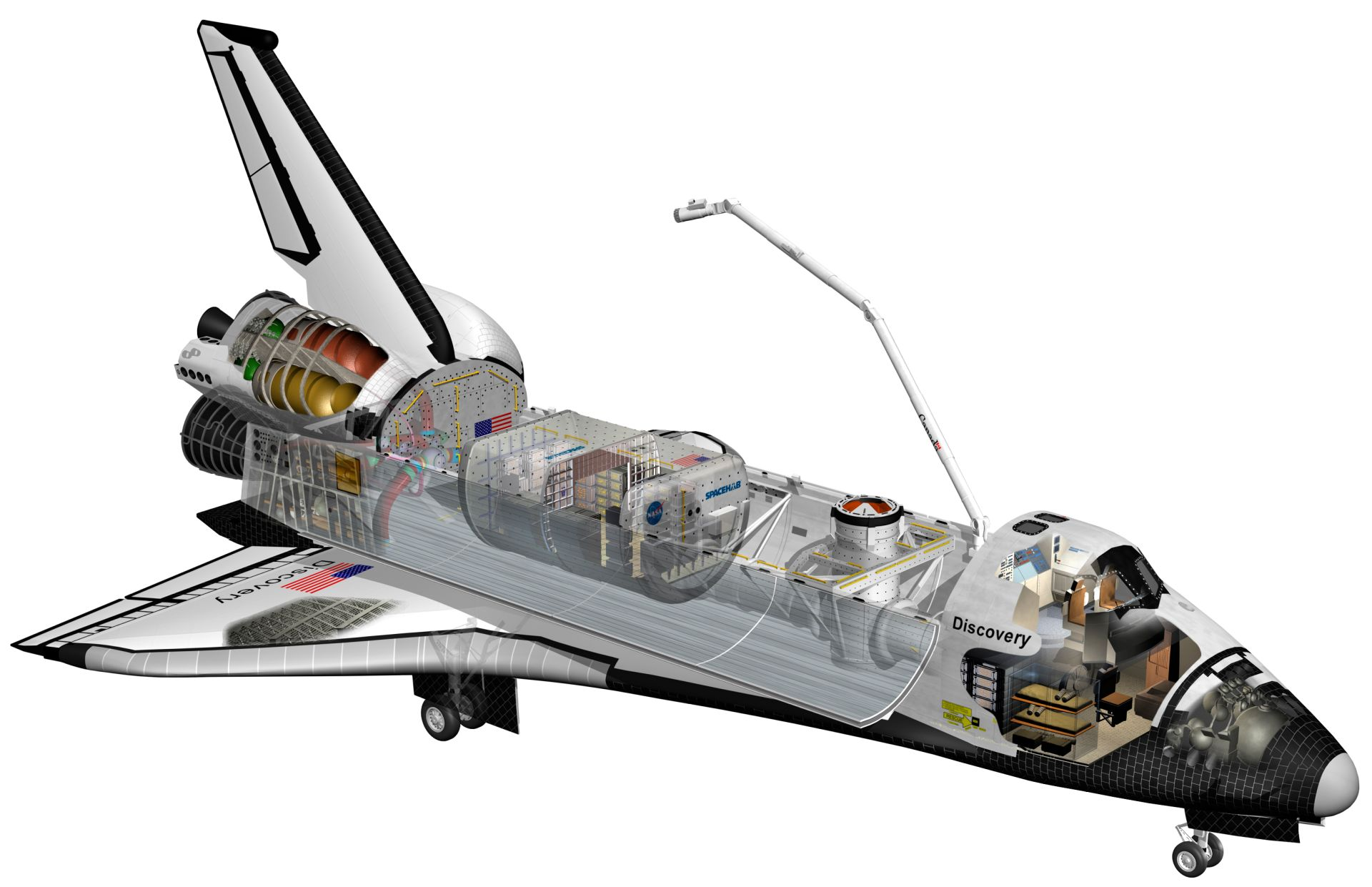 Space Shuttle Orbiter   What Is An Orbiter?   DK Find Out