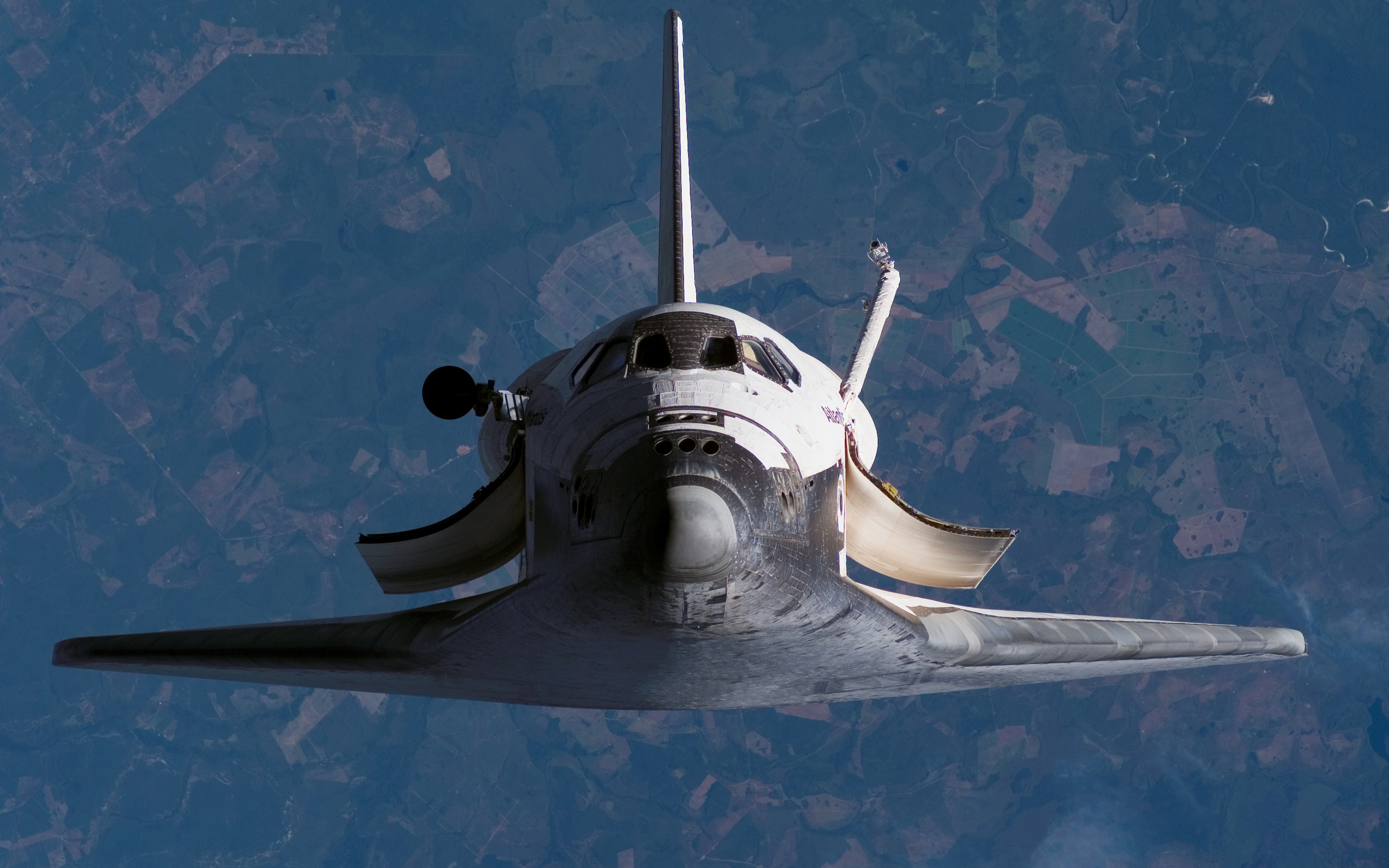 Space Shuttle   Free Desktop Wallpapers for Widescreen, HD and Mobile