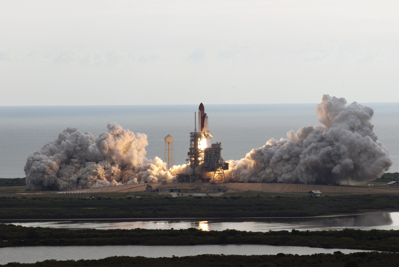 Space Shuttle Endeavour, Liftoff, Nasa, Shuttle, Space, HQ Photo