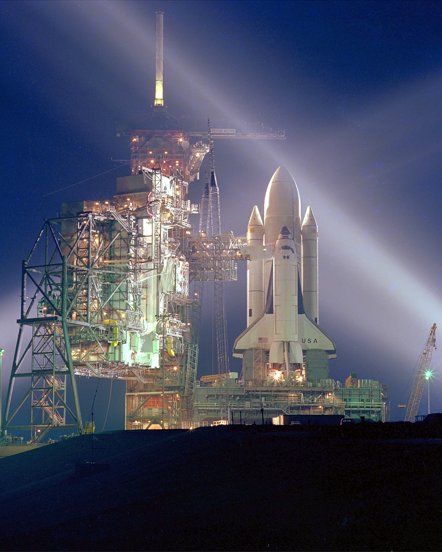 First Shuttle Launch | NASA