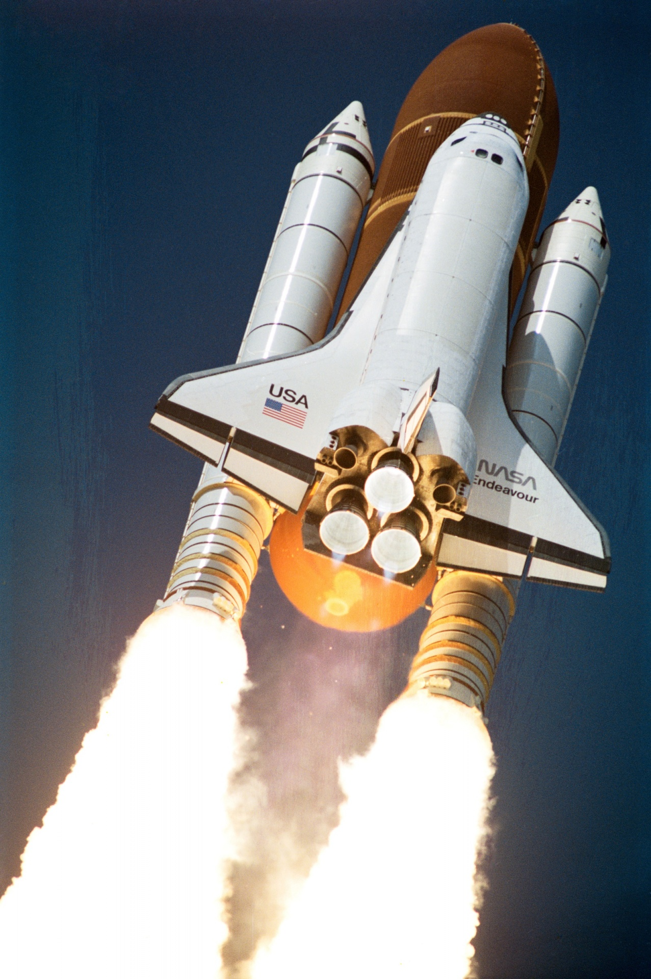 Space Shuttle Launch Free Stock Photo - Public Domain Pictures