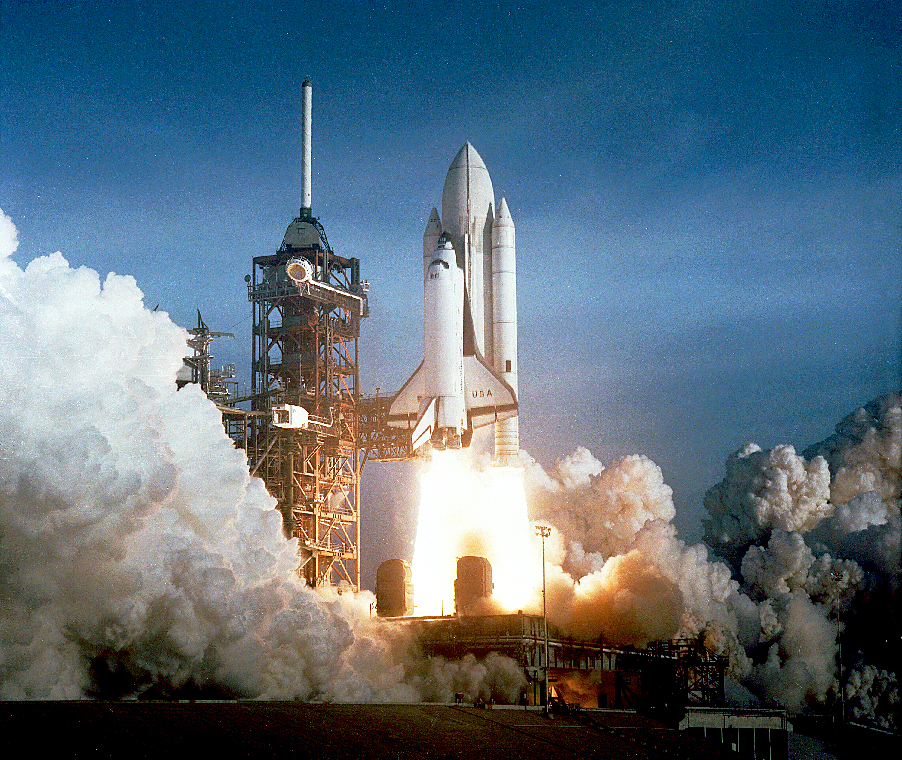 List of Space Shuttle missions - Wikipedia