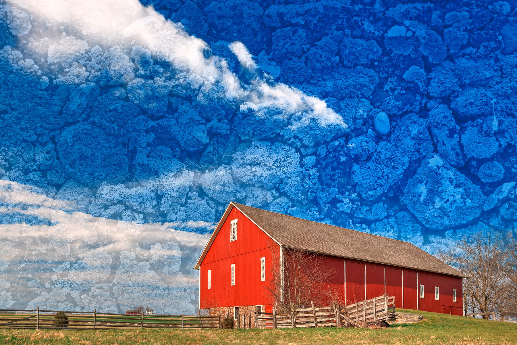Spangler weathered sky farm photo