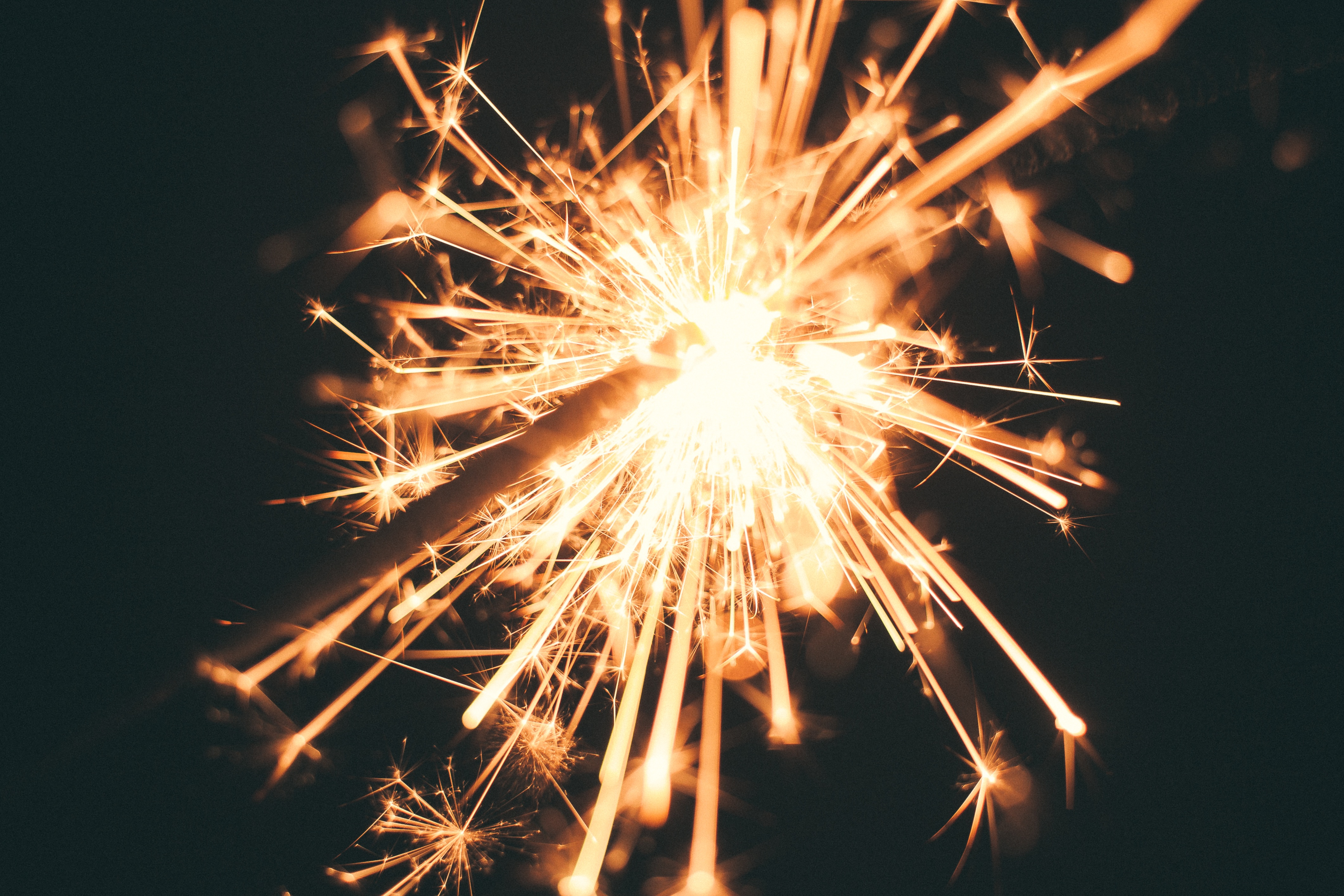 Sparkle, Activity, Fire, Firework, Happy, HQ Photo