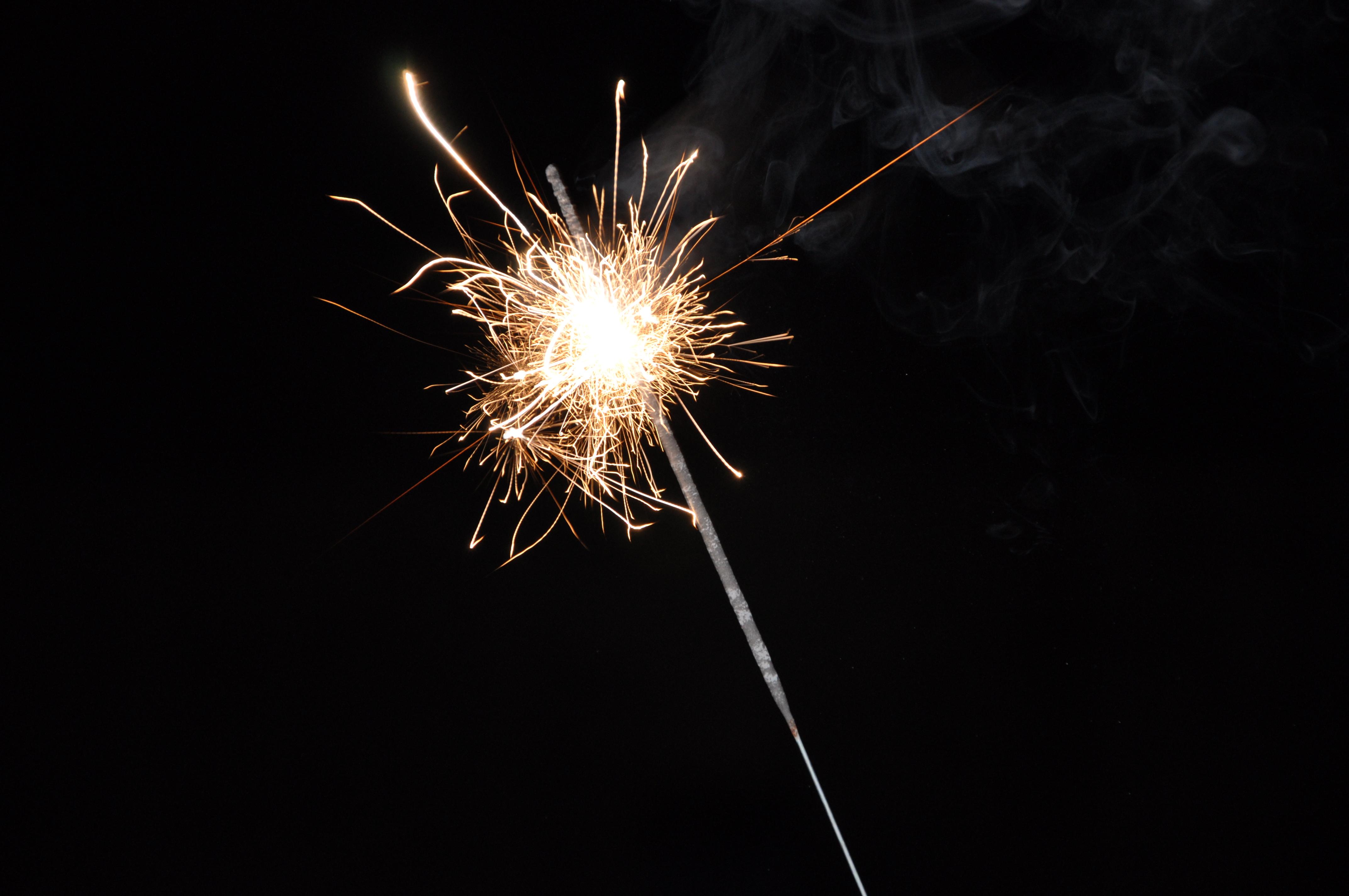 Sparklers – Kudos
