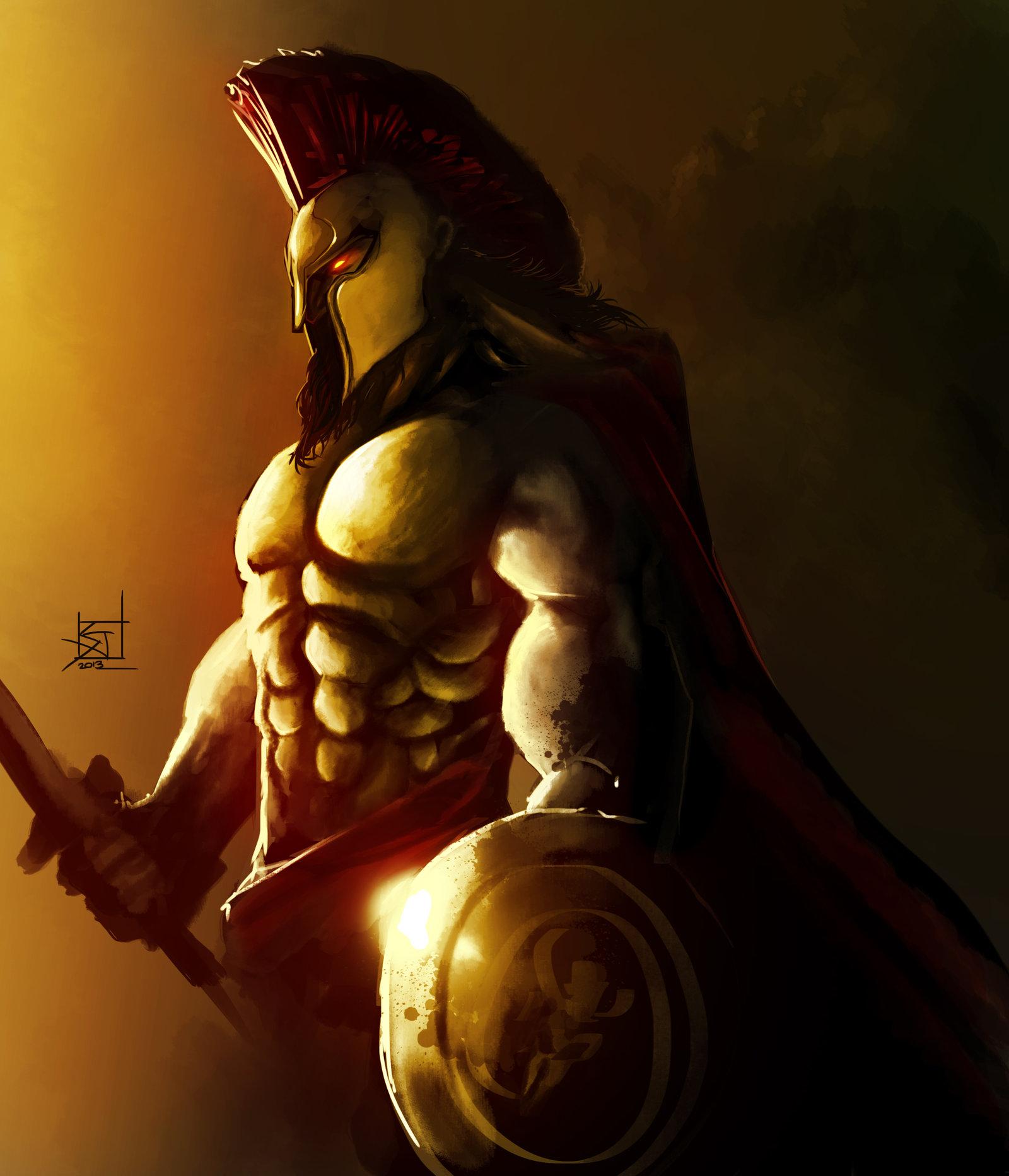 Fantasy Fight # 3 Viking vs Spartan | IGN Boards