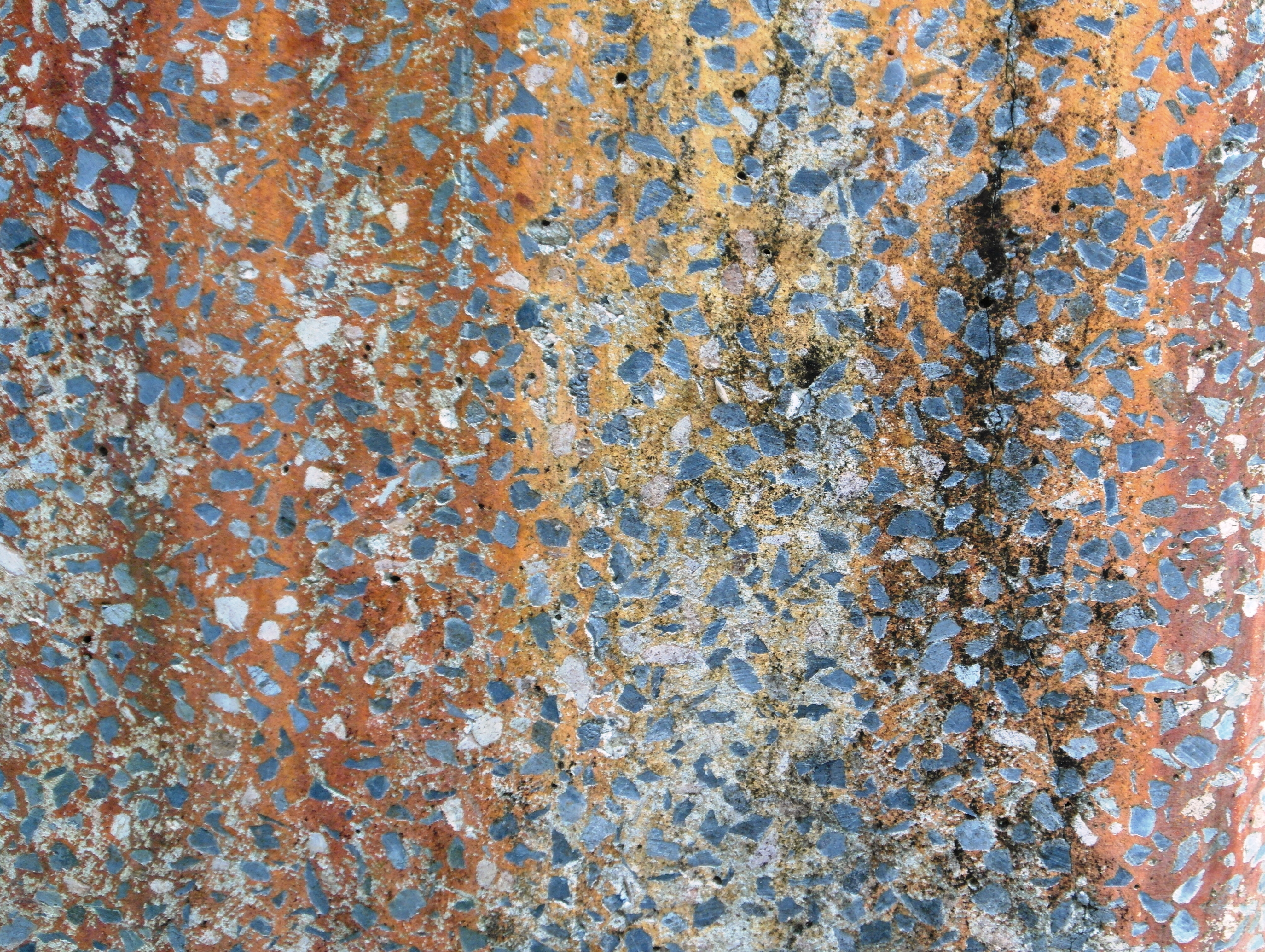 Speckled grunge background photo