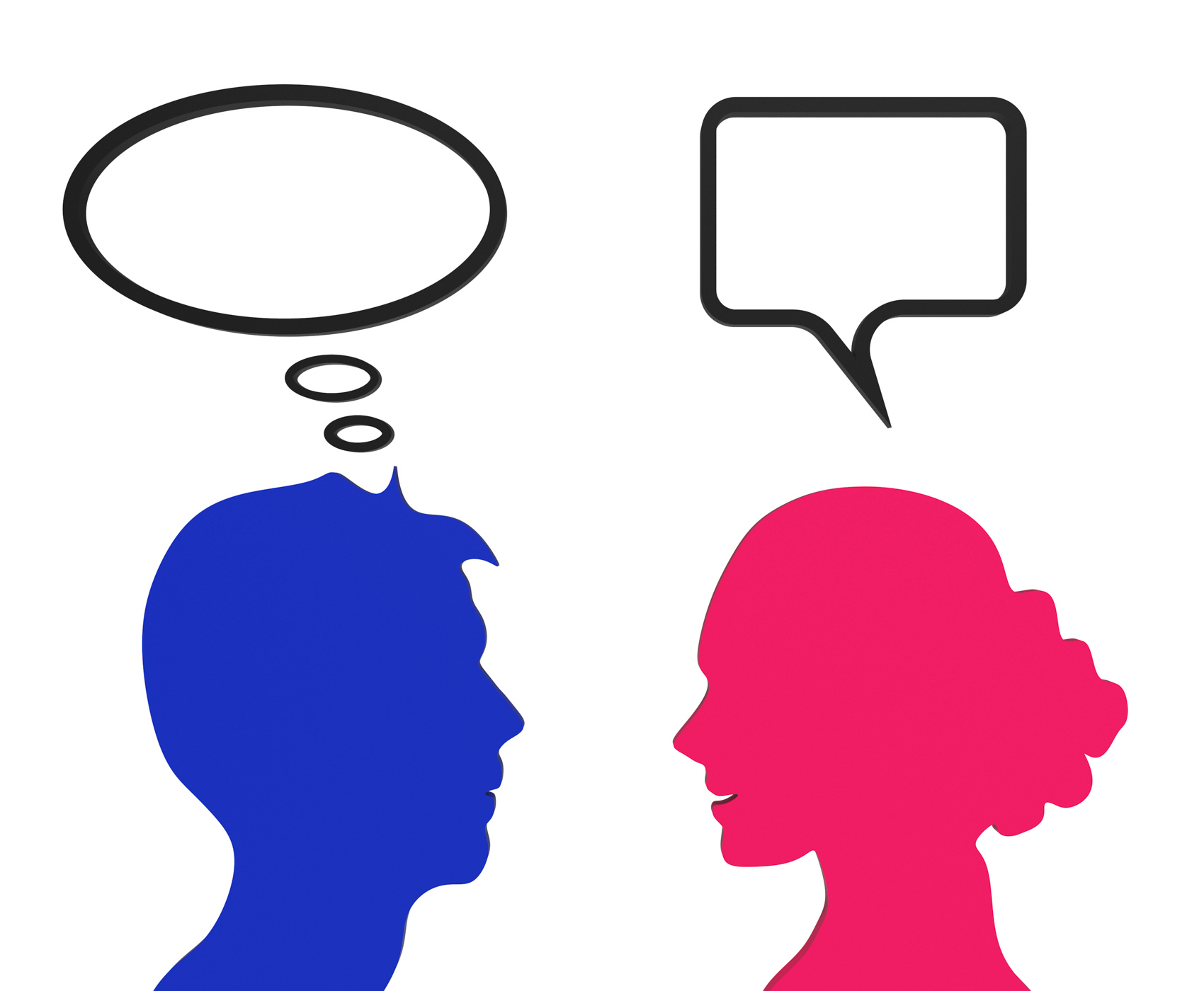 Speech Bubble Represents Think About It And Chat, About, Discussion, Talking, Speechbubble, HQ Photo