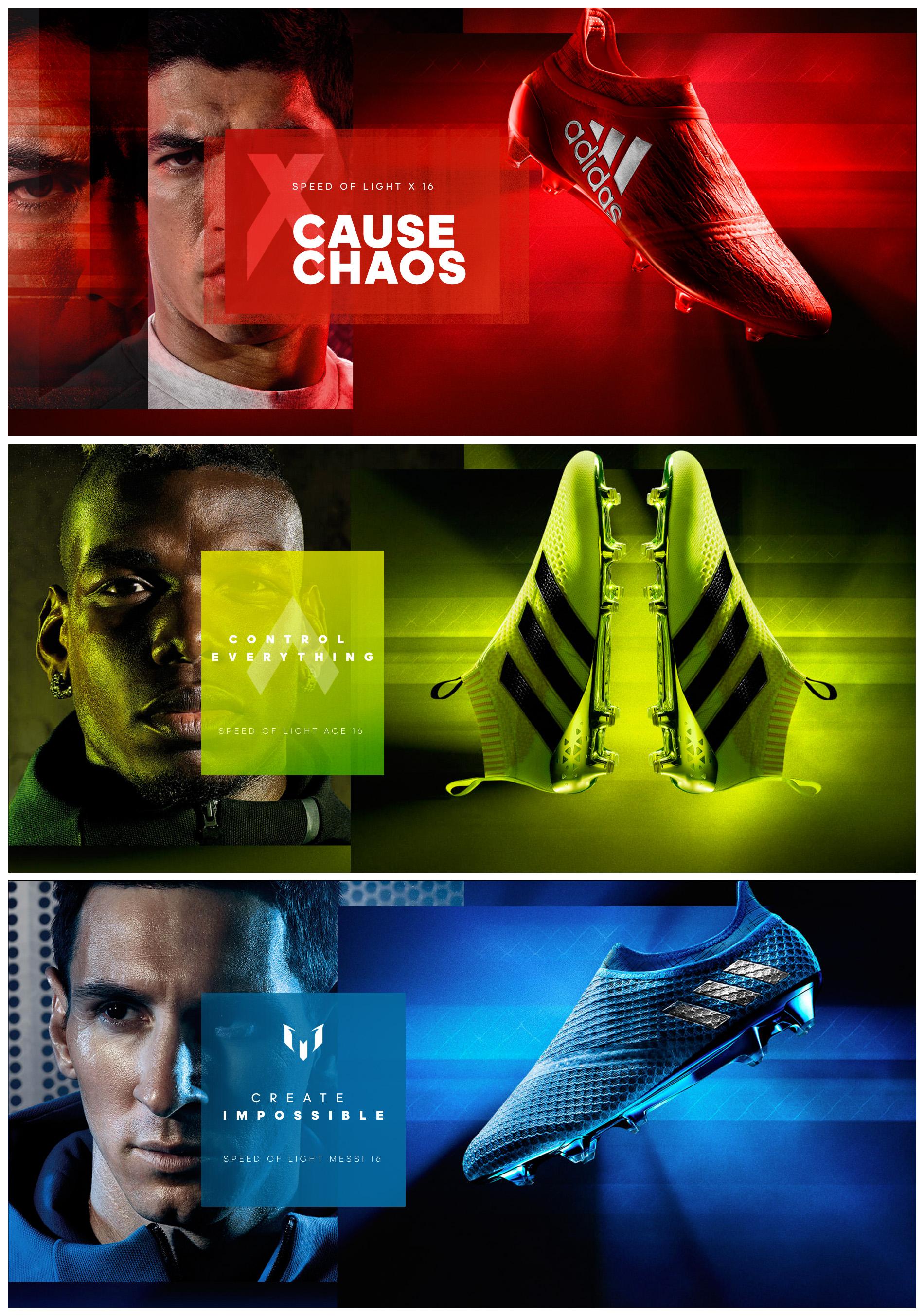 Adidas Speed Of Light – Tal Silverman