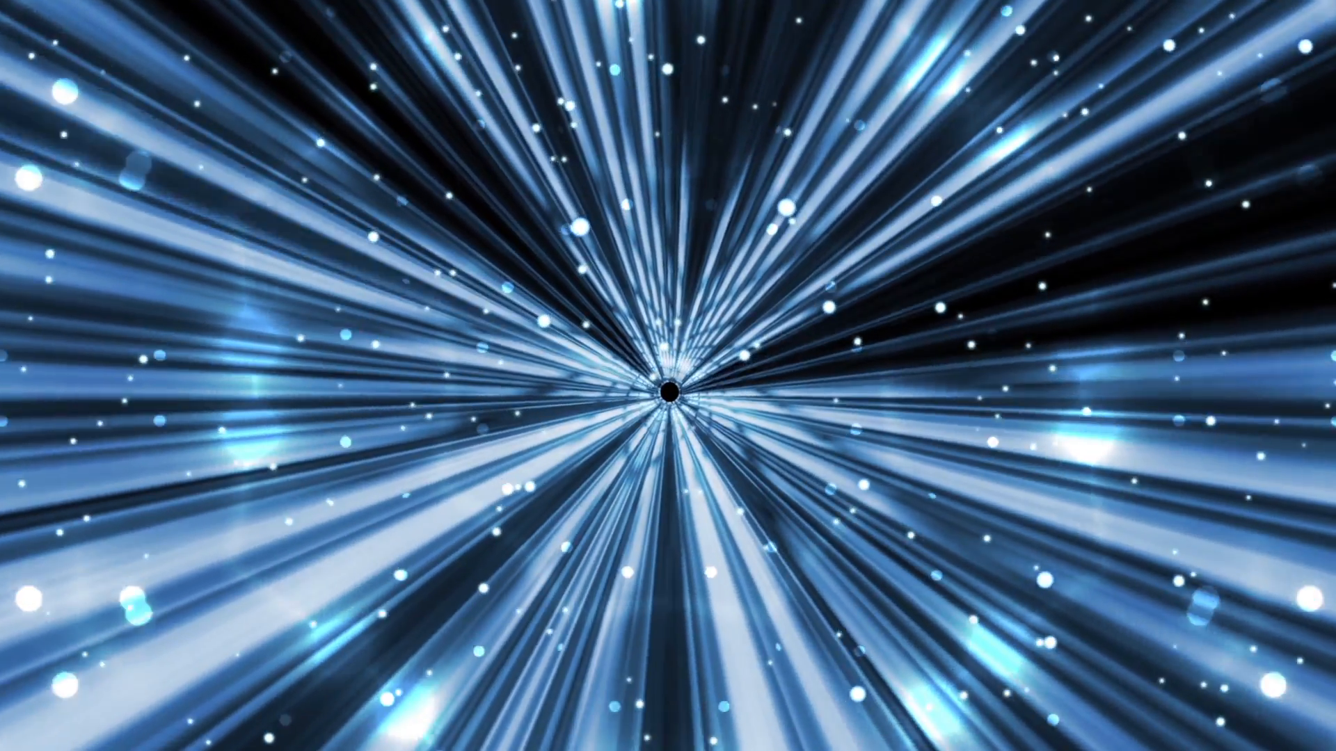 Spinning bright light rays and particles Motion Background - VideoBlocks