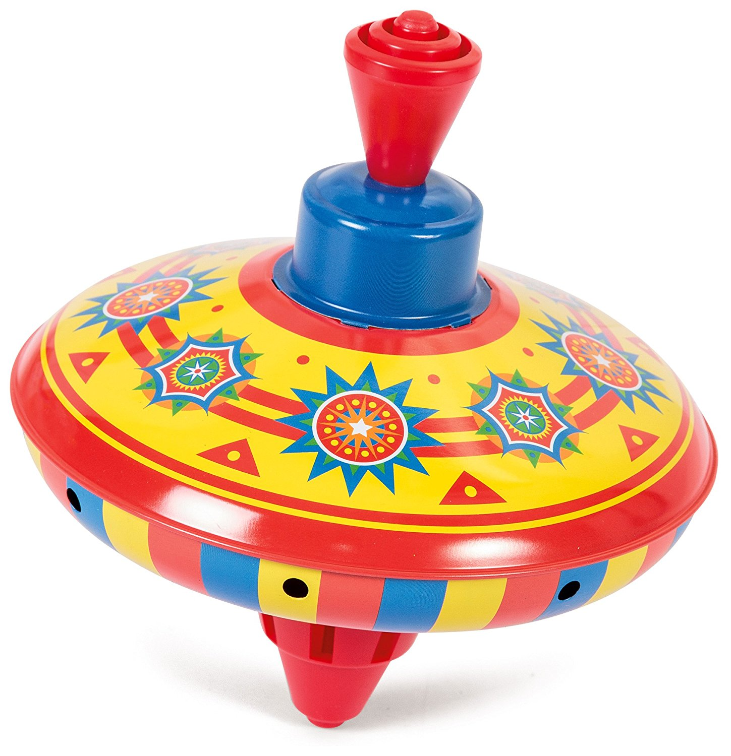Amazon.com: Mini Tin Top (Sold Individually - Colors Vary): Toys & Games