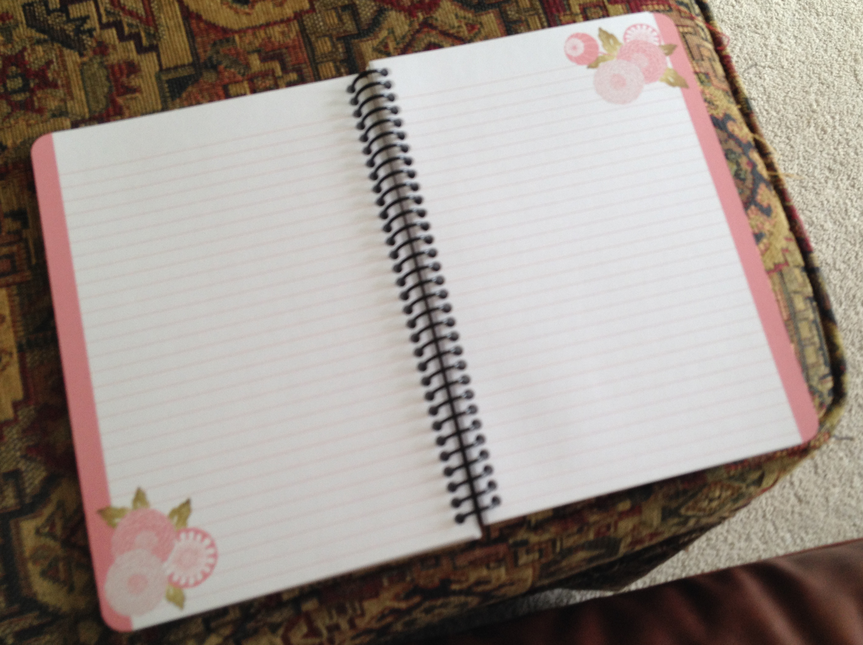 Crafty Tip: Get Perfect Spiral Binding on Any Book - The Lindsey Life
