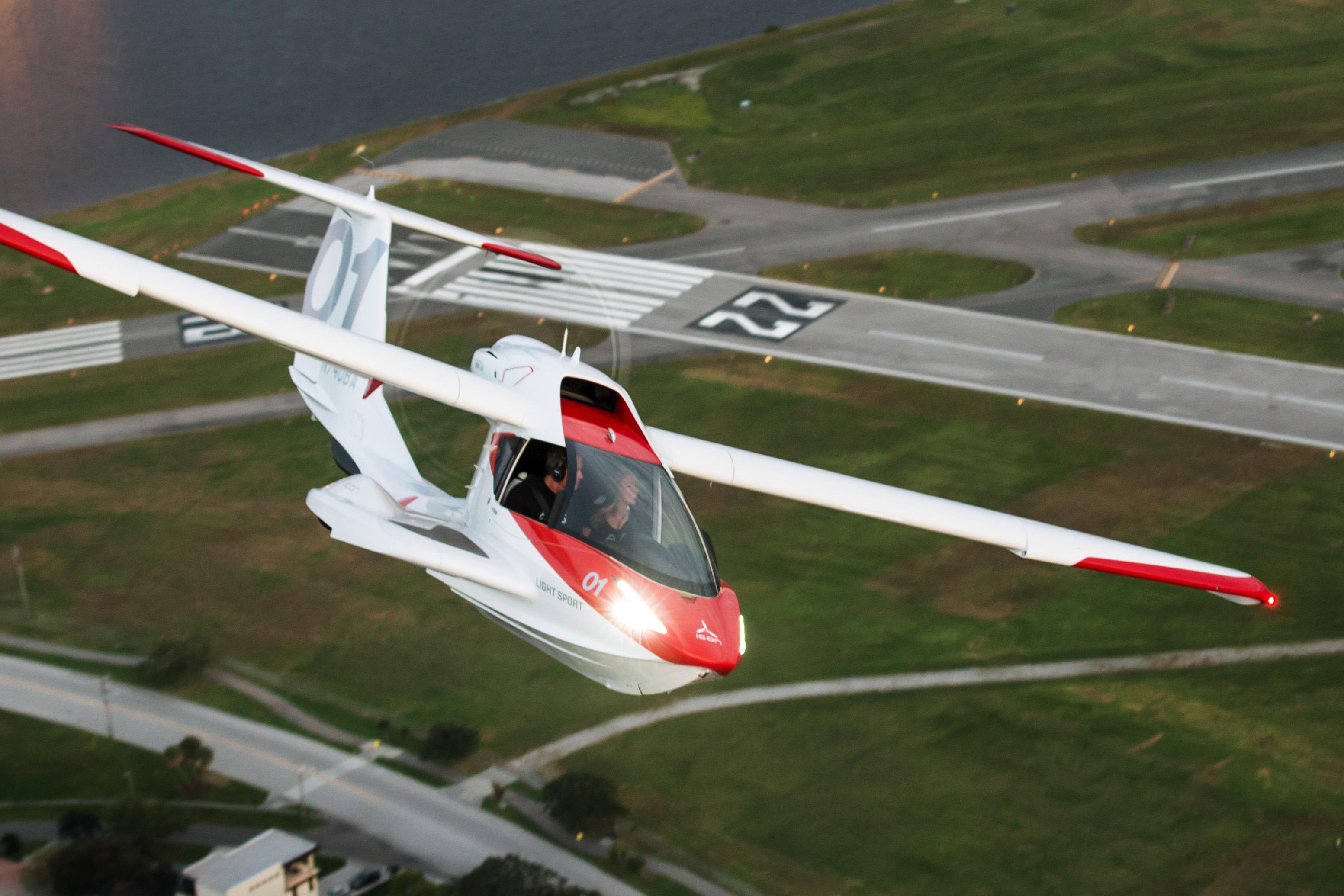 Free photo: Sport Aircraft - Plane, Sport, Nature - Free