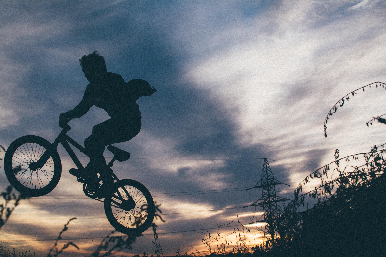 Sport, Adventure, Bike, Cyclist, Thrill, HQ Photo